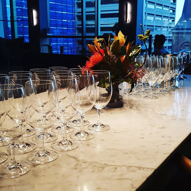Setting up for this evenings Wine Event.... . . #winetasting #corporateevent #teambuilding