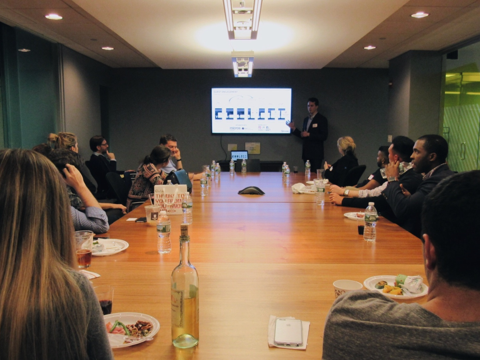Roundtable with Digital.NYC  April 20, 2017