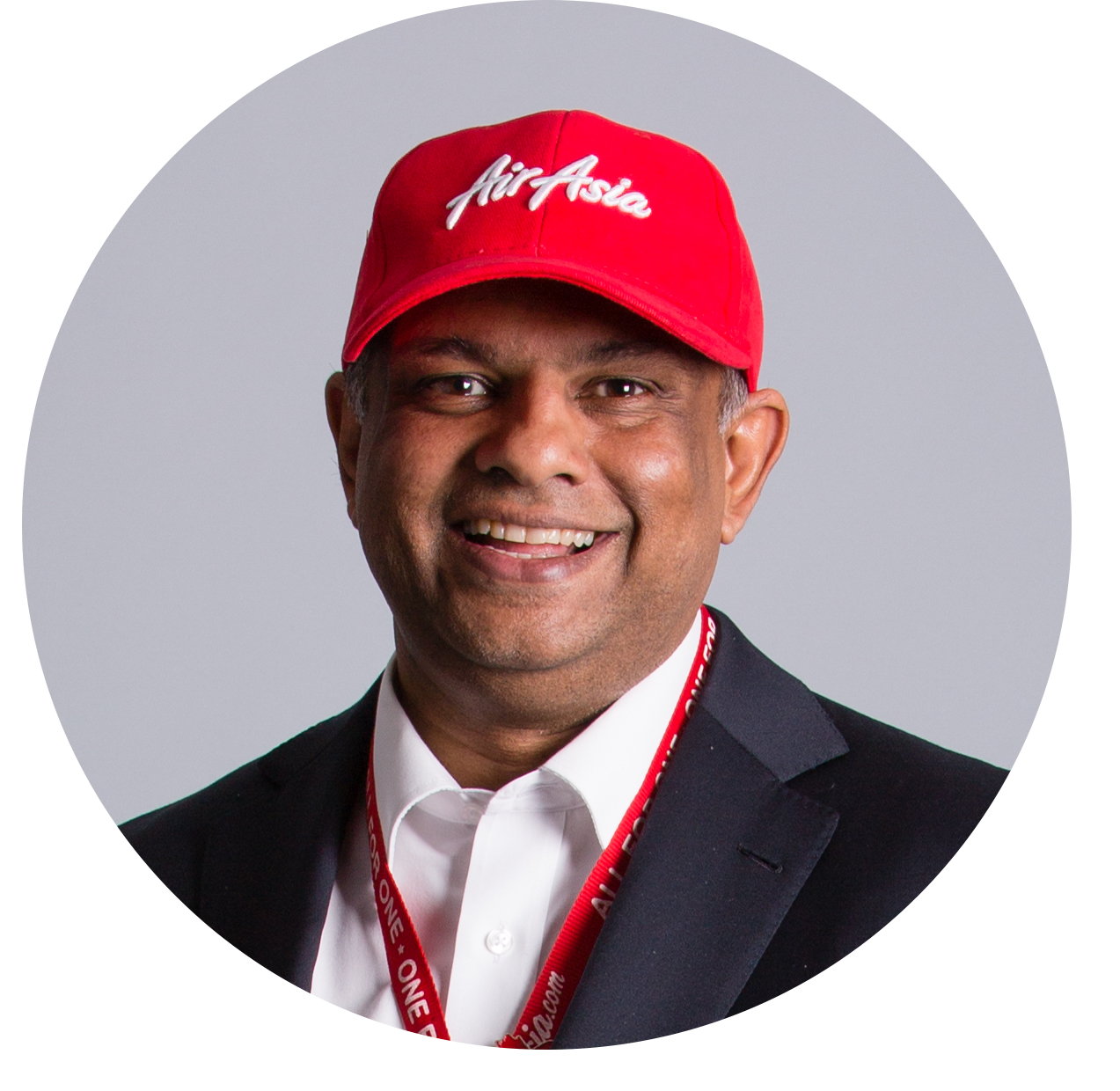 TONY FERNANDES Group CEO at AirAsia
