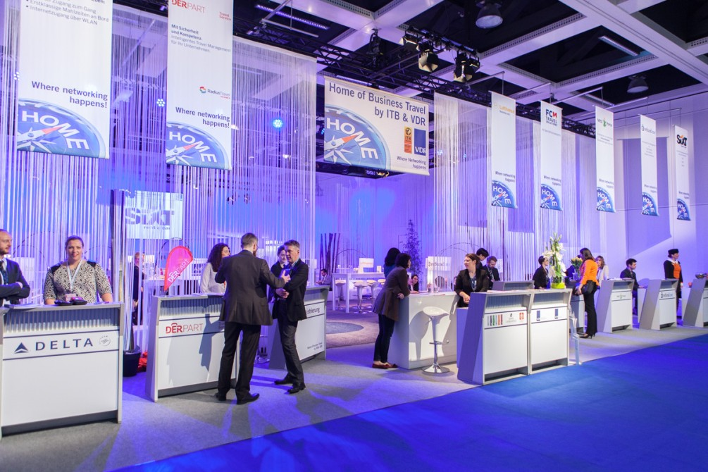 ITB Berlin attracts destinations from around the world, as well as technology companies serving the industry.