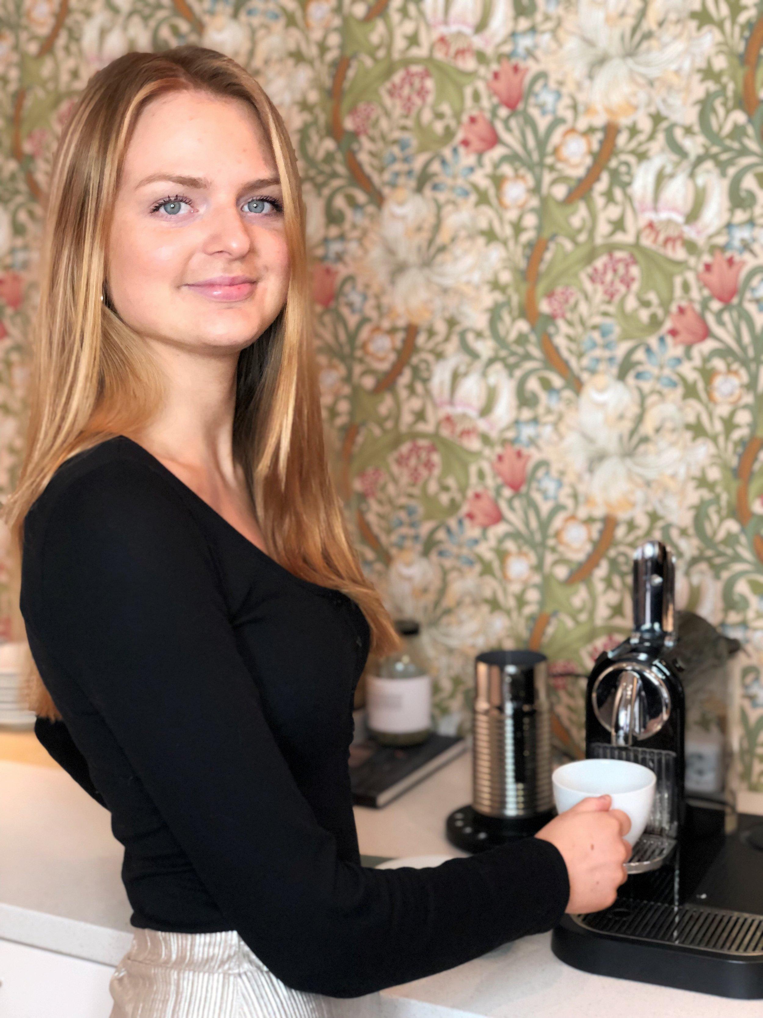 Linnéa Olsson - Junior Stylist