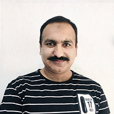 Ch. Irfan Saleem    Senior UI/UX Specialist   Prev - Nextbridge