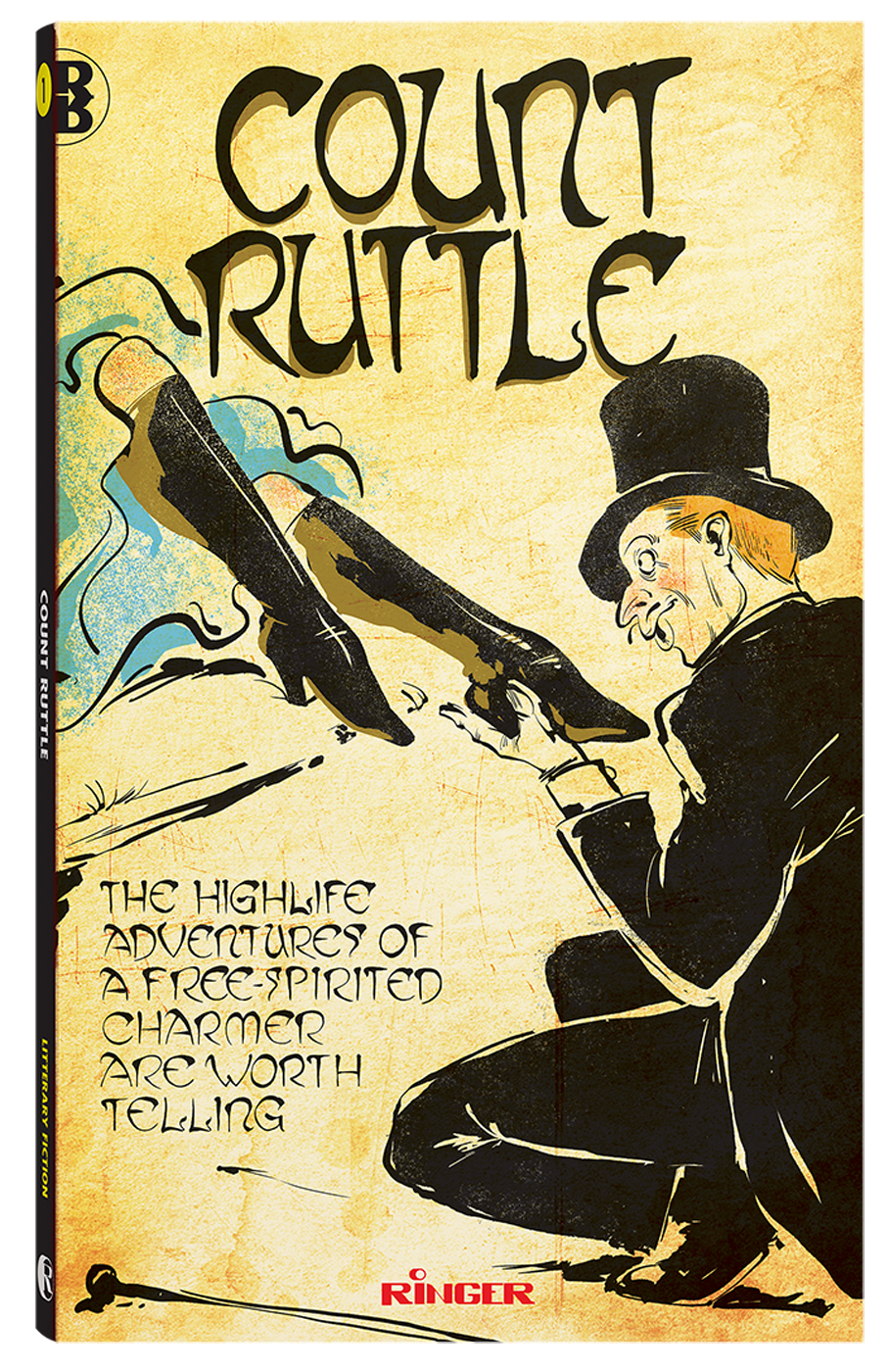 Count Ruttle - Book Packaging - Ringer Publishing
