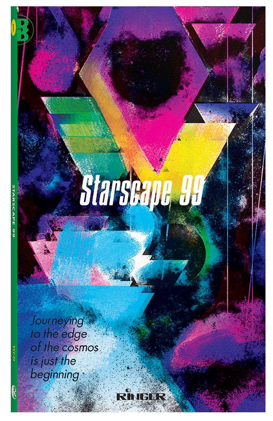 Starscape 99 - Book Packaging - Ringer Publishing