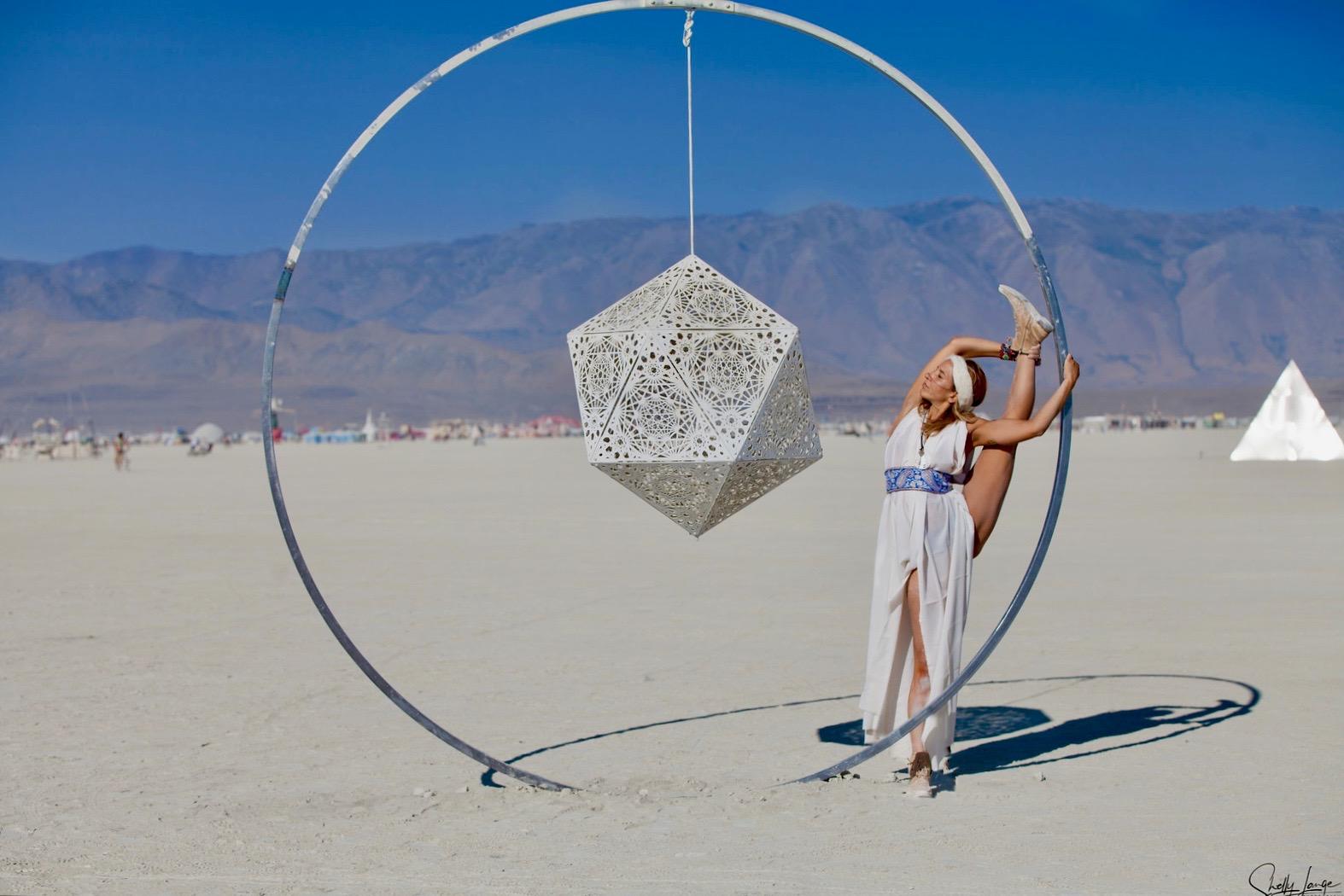 Let It Burn // Exploring Burning Man — Yoga with Elina