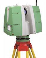 leica scanstation p20 terrestrial scanner