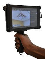 trimble dpi-8 handheld scanner