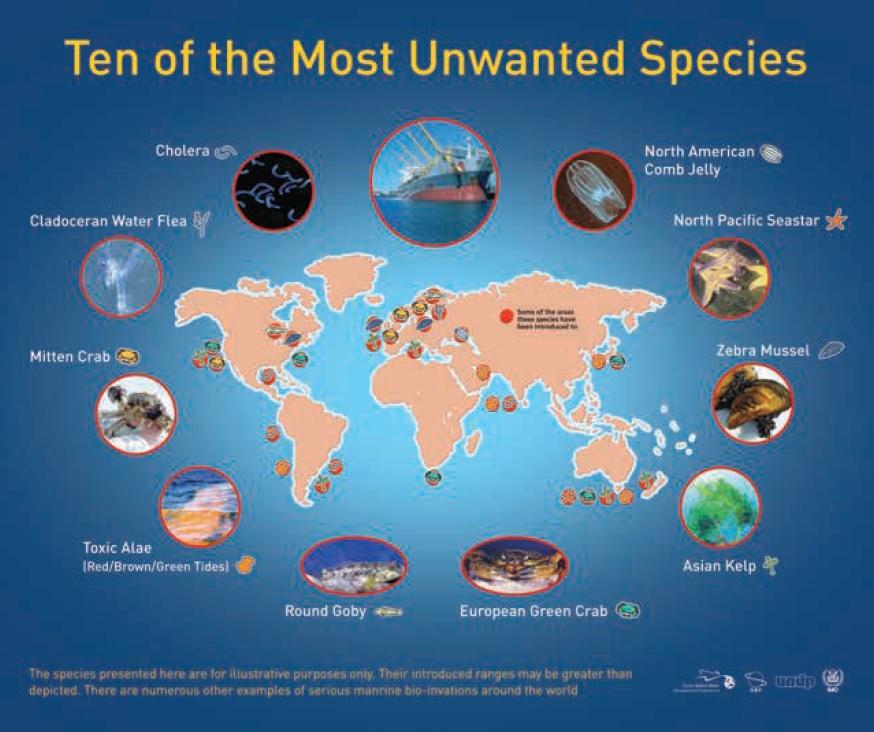 unwanted species
