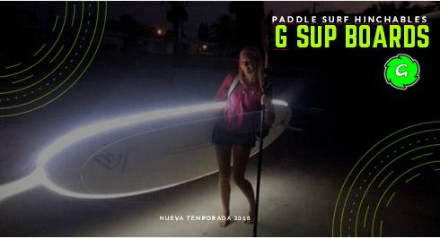 Paddle Surf Luz Led