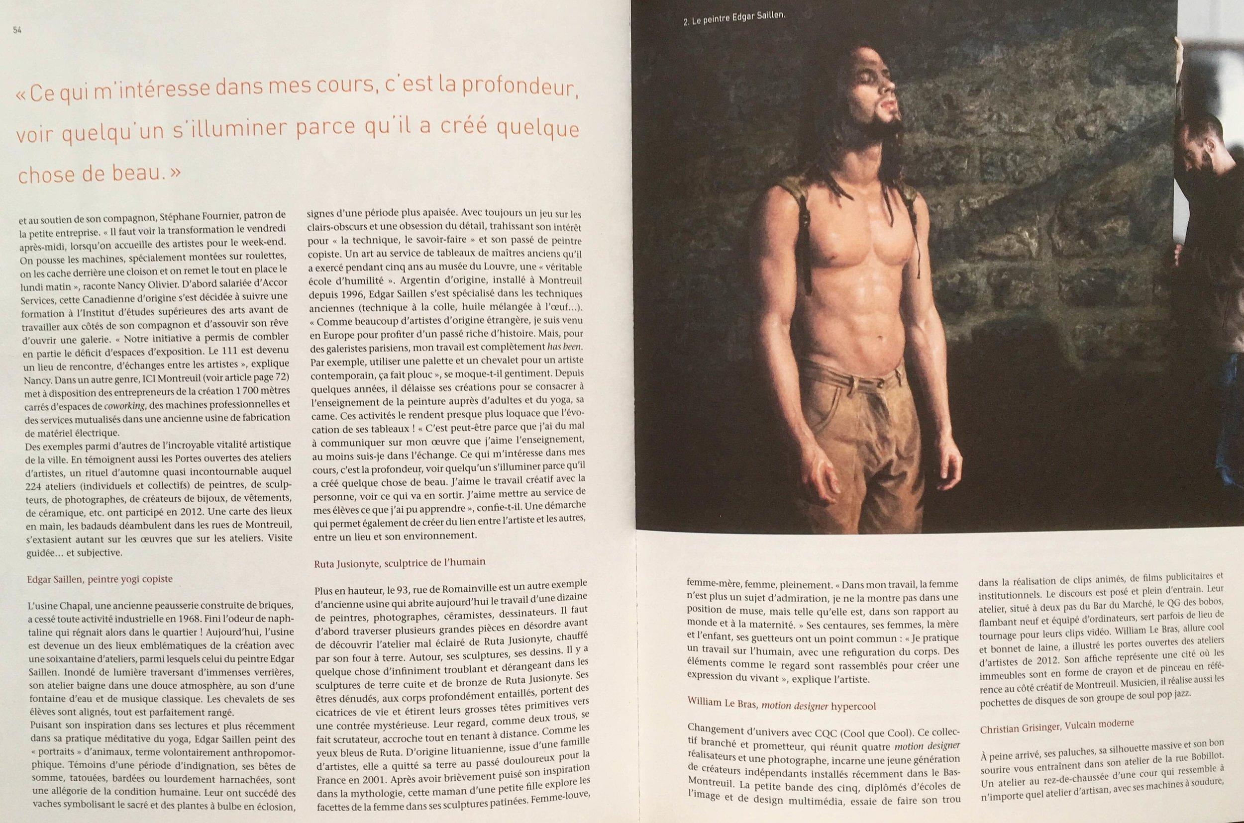 LE MOOK Editions Autrement 2013