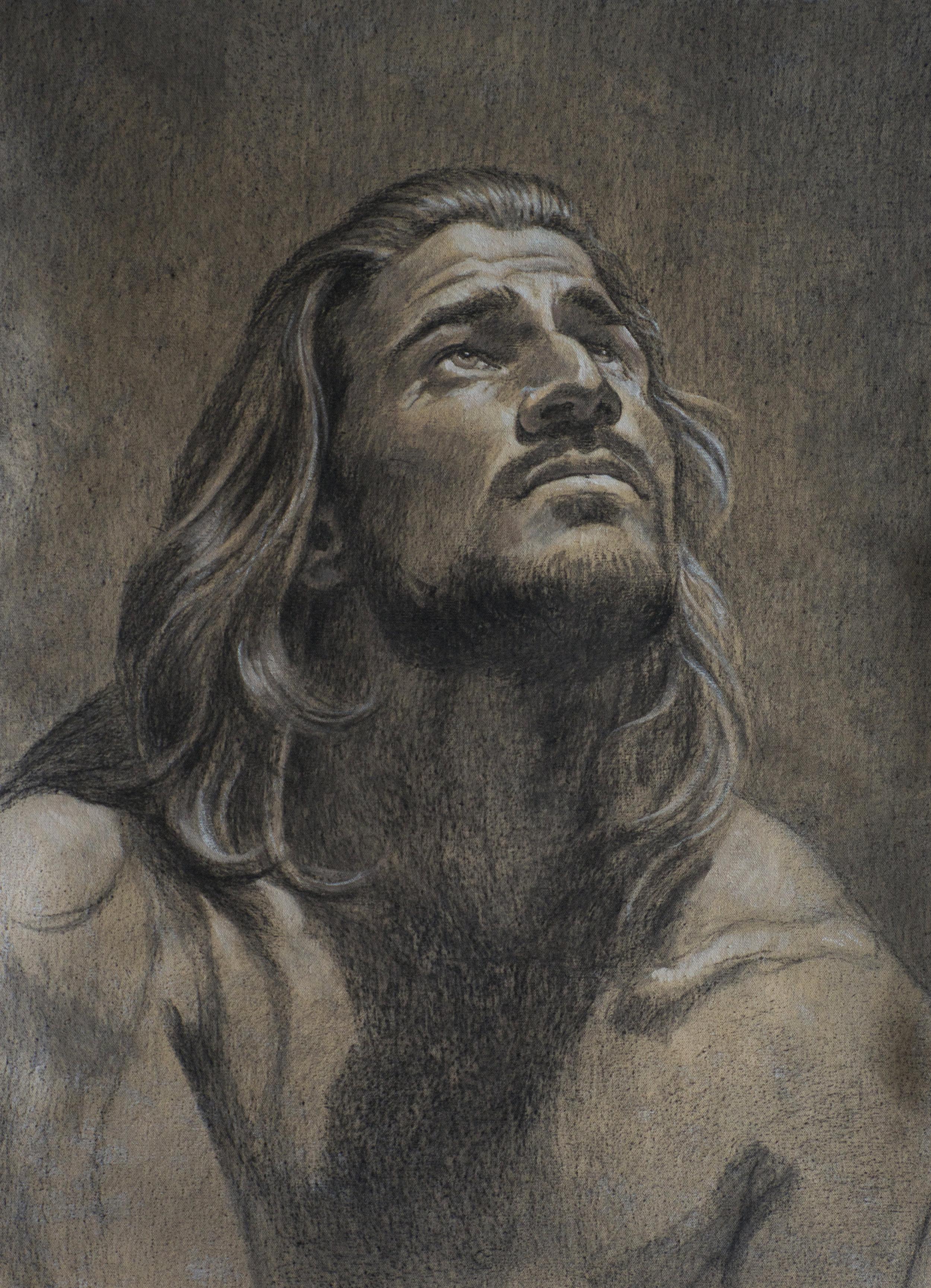 Portrait du danseur  Paul Canestraro