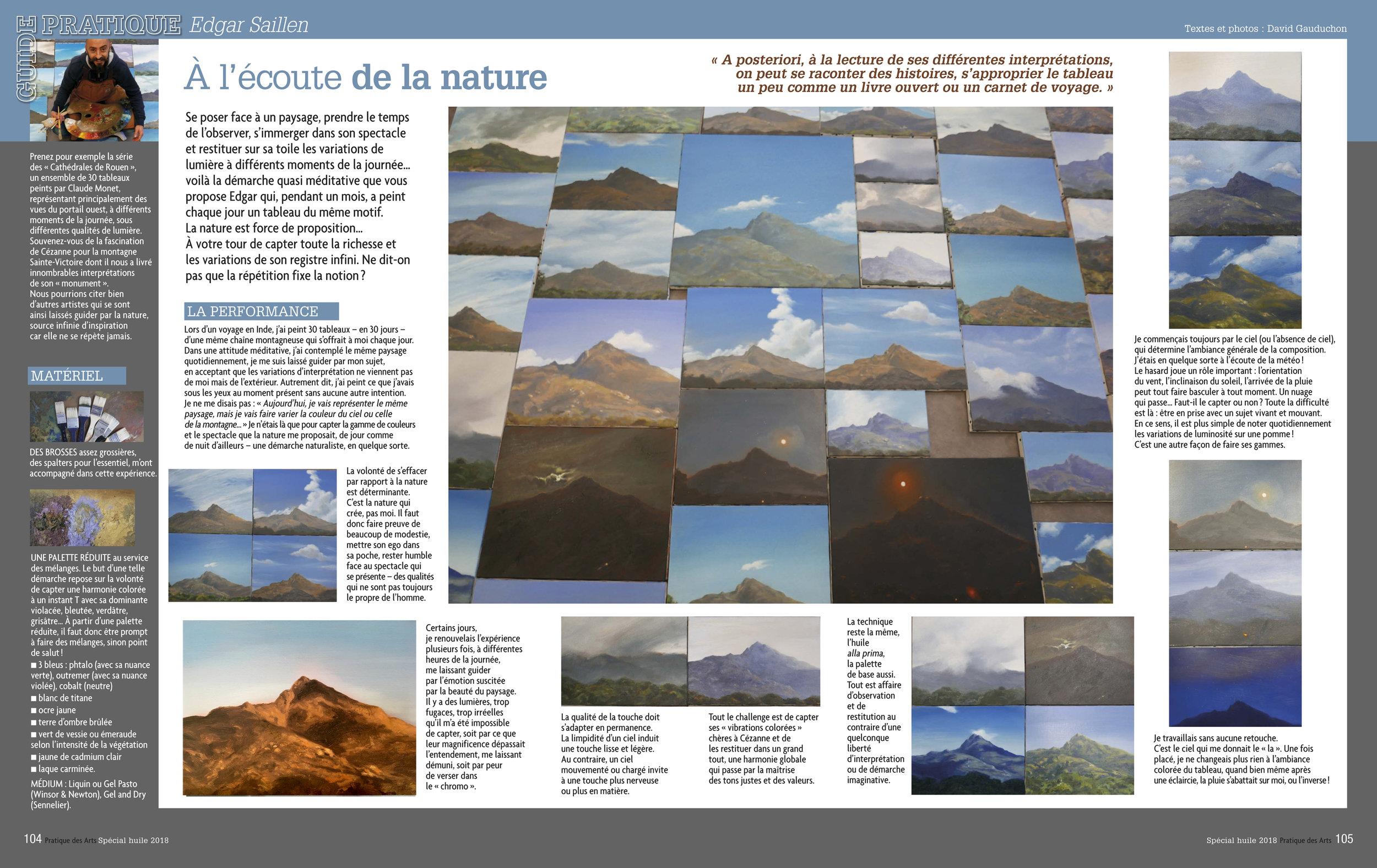 Pratique des Arts (Diverti Editions) Hors-Série N°46
