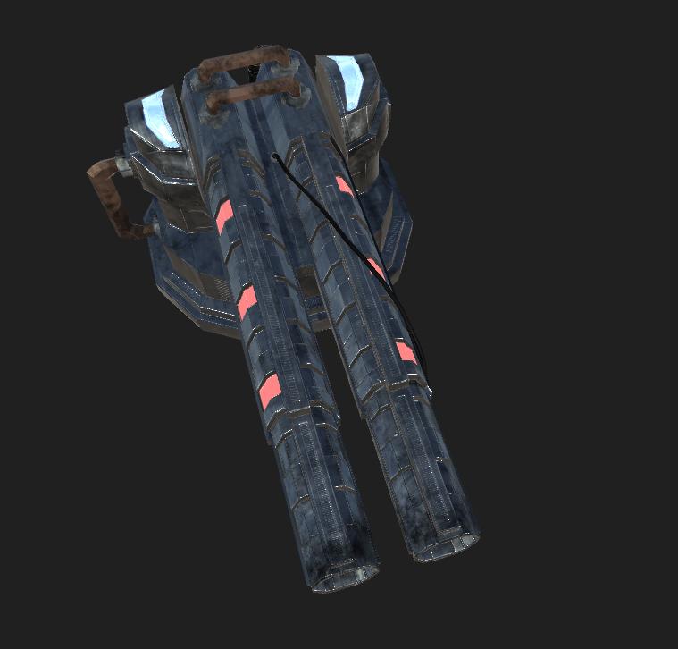 Starship Turret 3