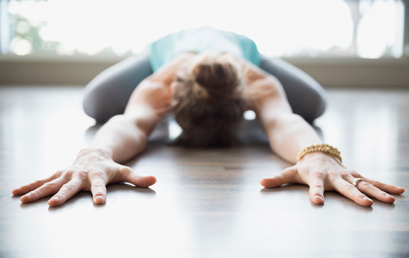 Thrive Nutrition Practice: Yoga Aids Digestion