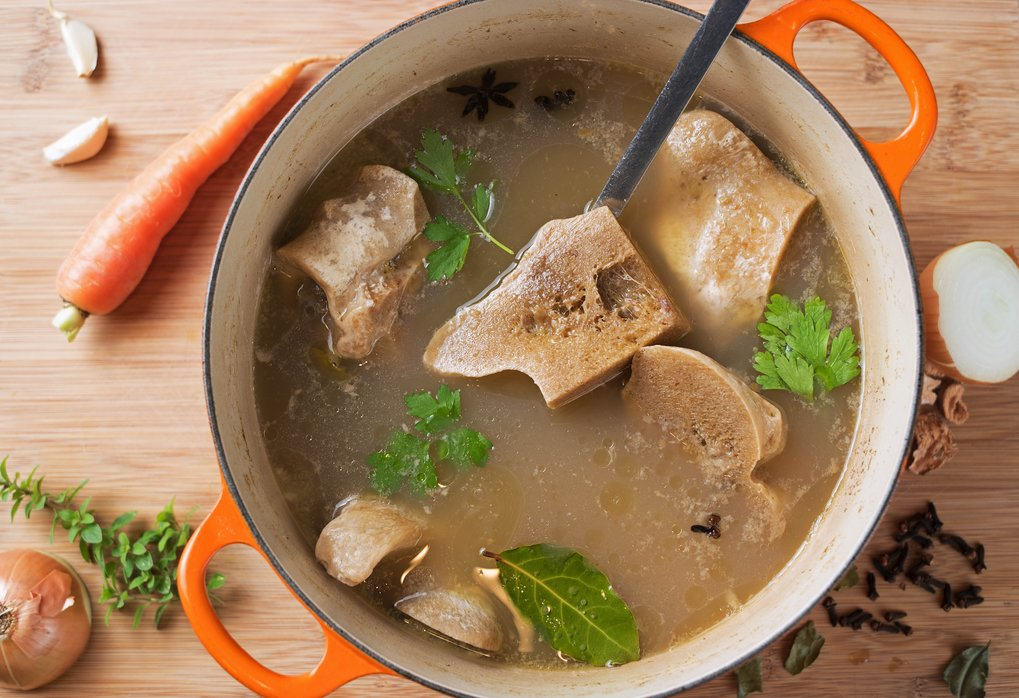 Thrive Nutrition Practice & Sesame Kitchen: Healing Bone Broth