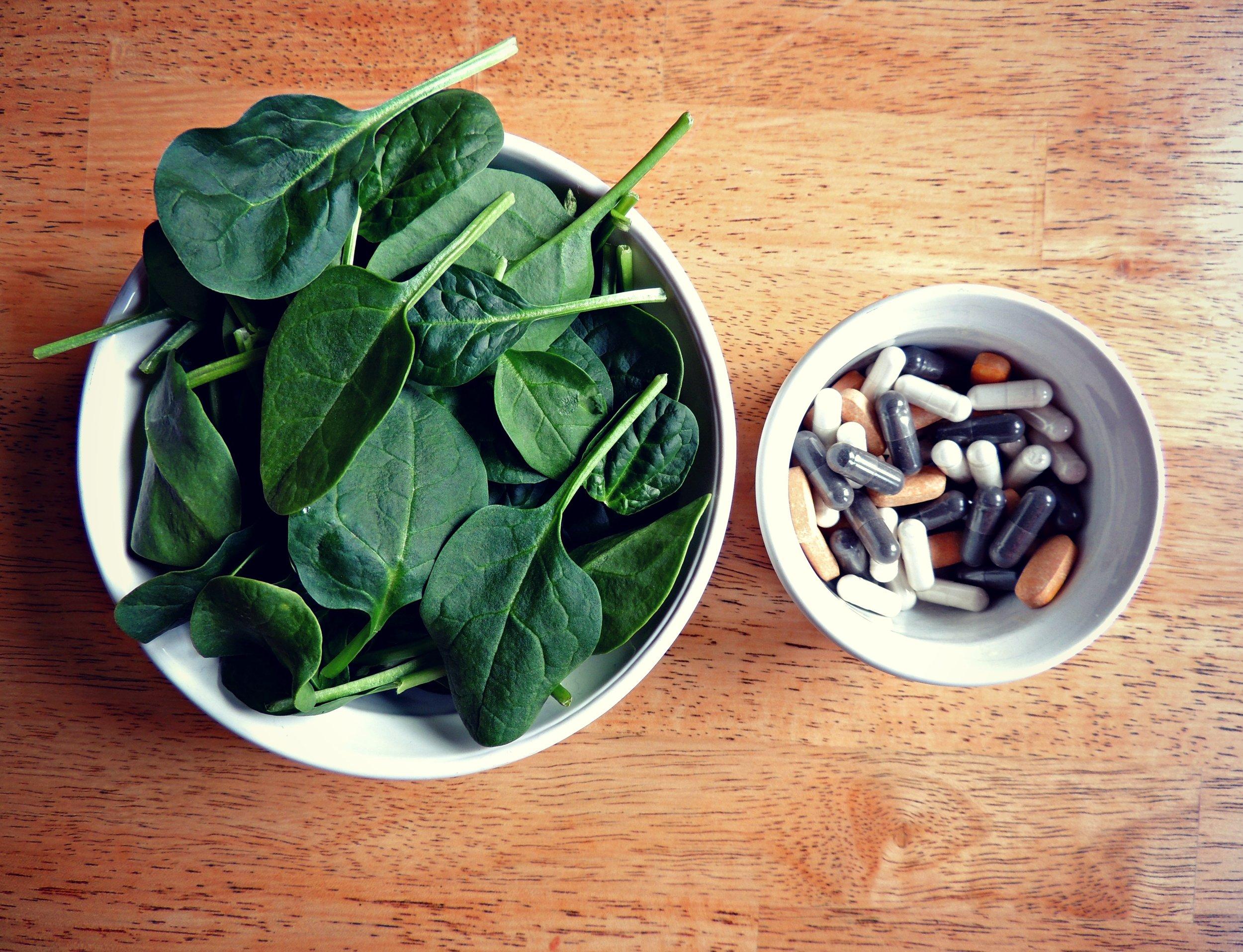 Thrive Nutrition Practice: Folate vs Folic acid
