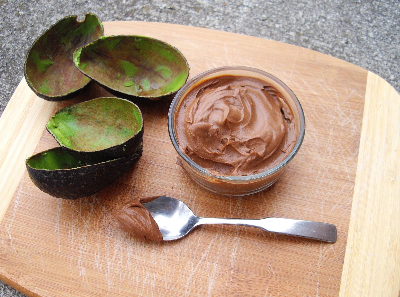 Thrive Nutrition Practice: Chocolate Avocado Pudding