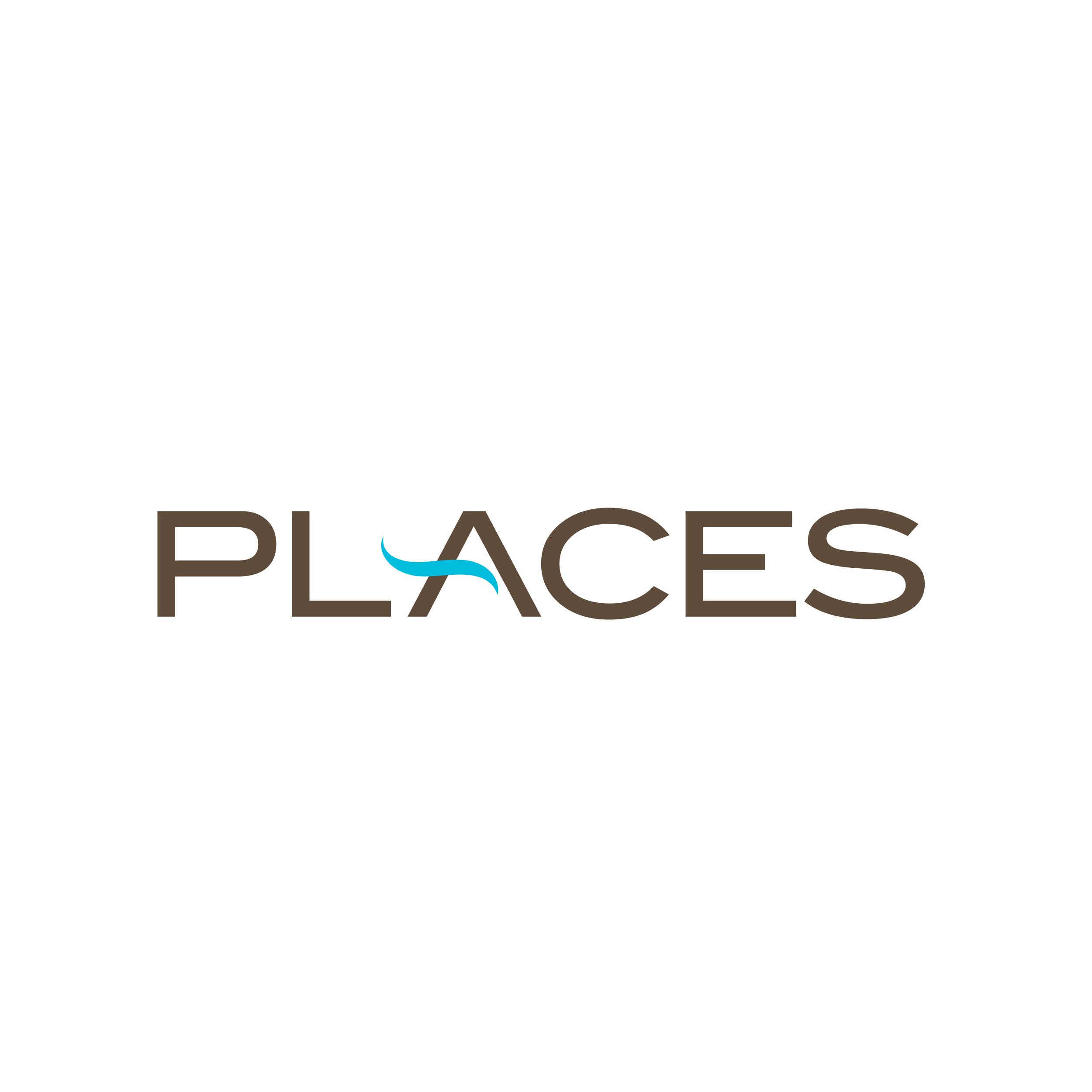 Places Real Estate Logo