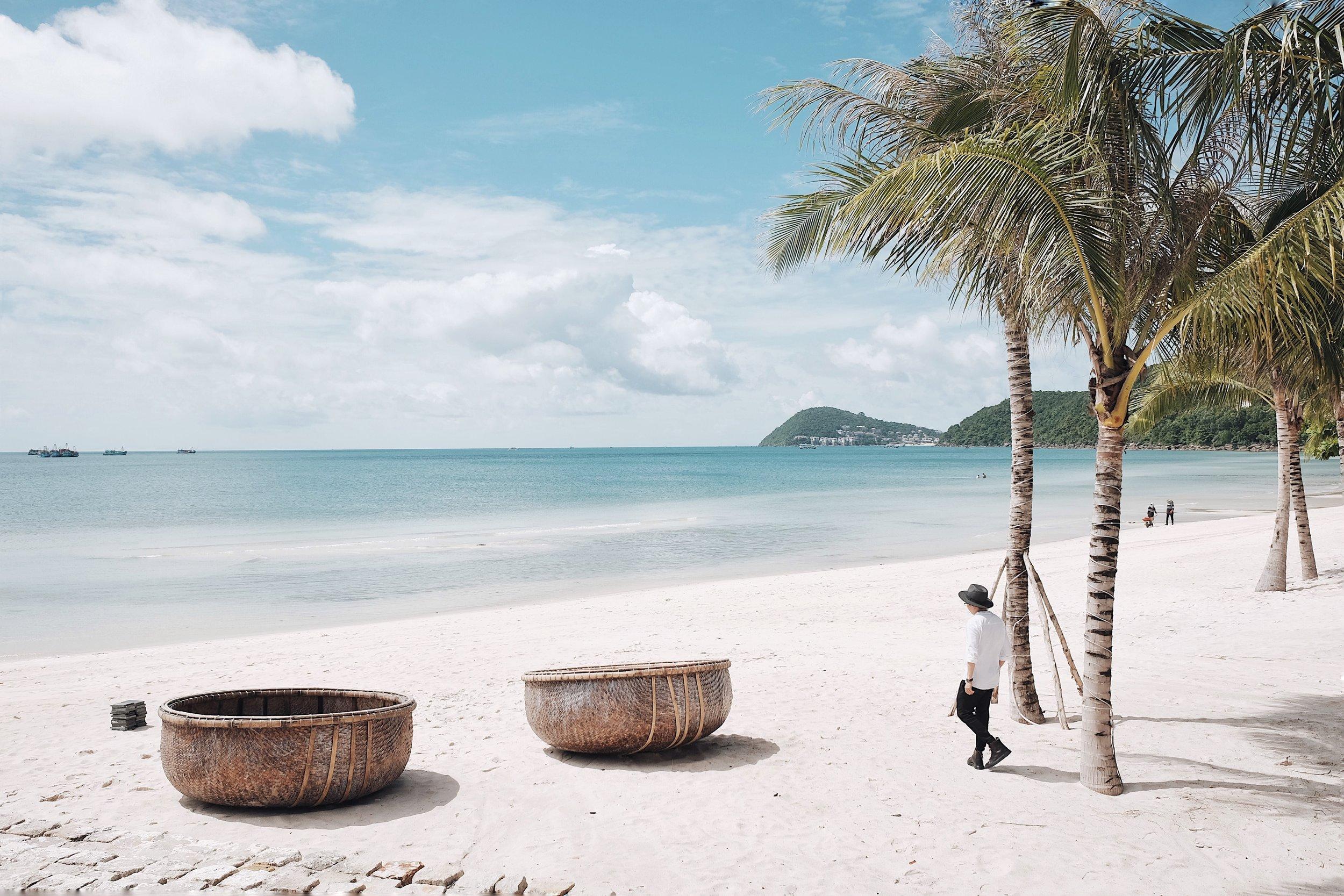 THE CHILL - JW MARRIOTT BEACH & RESORT