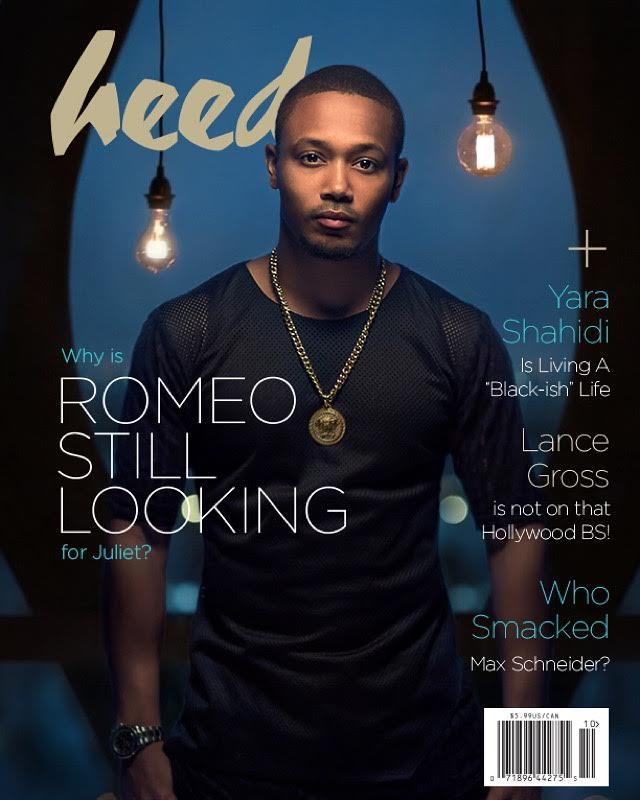 Romeo Miller - Heed Mag