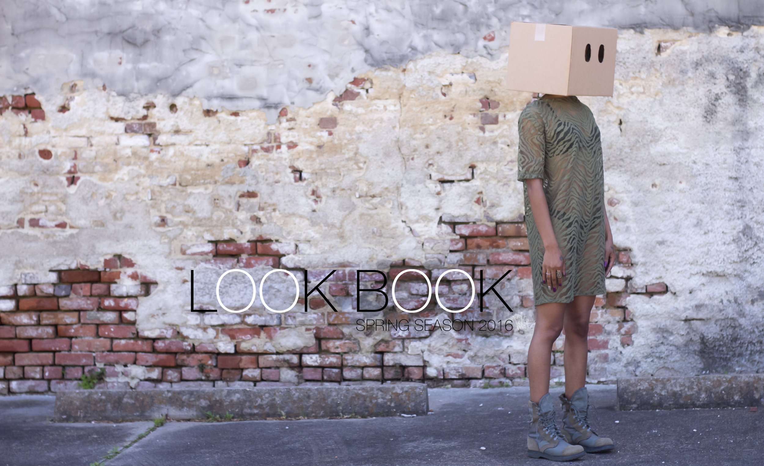 CHECK OUT VONRAY'S PREVIOUS LOOK BOOKS - NEW SEASON COMING SOON