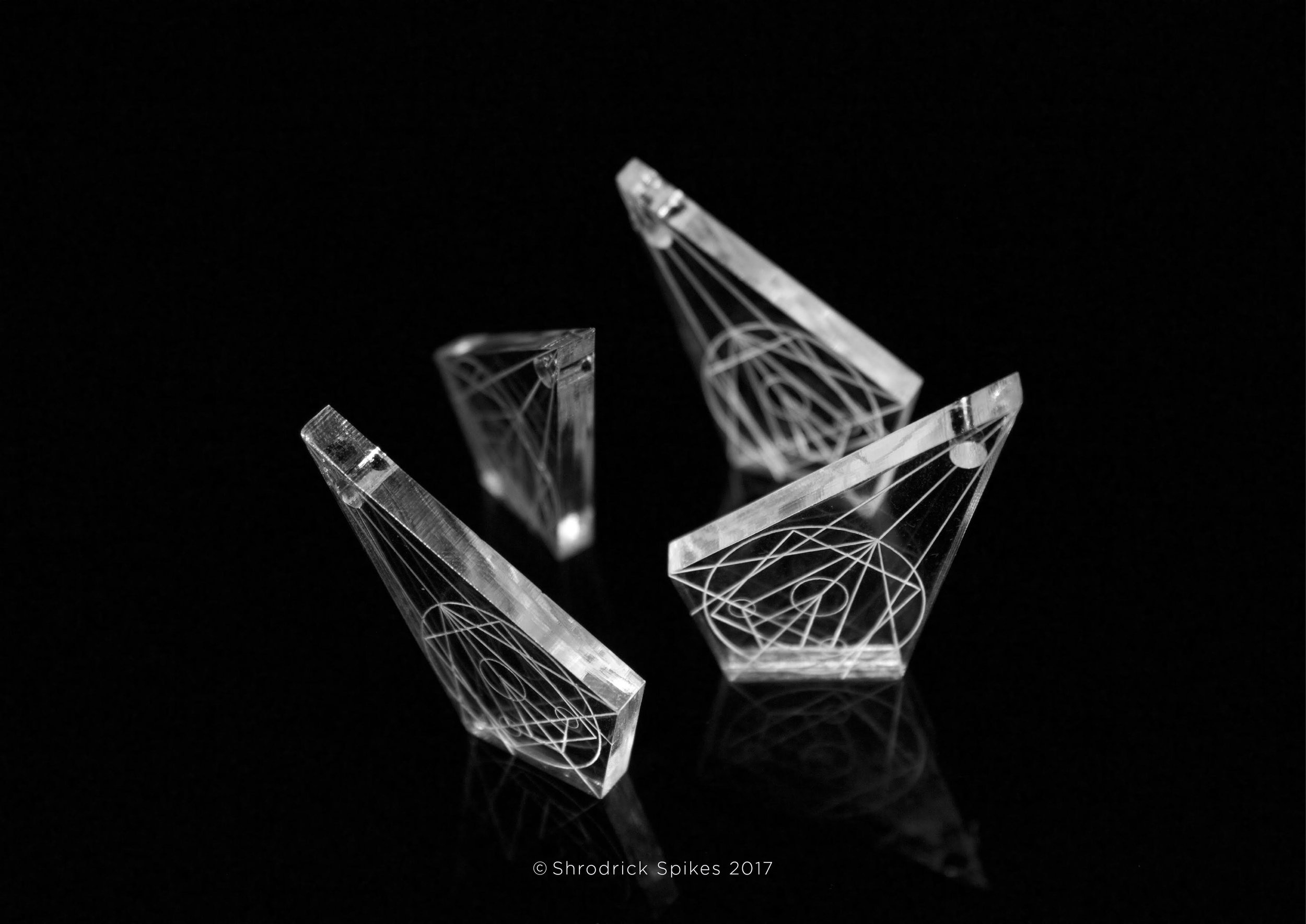 Shrodrick Spikes Accessories