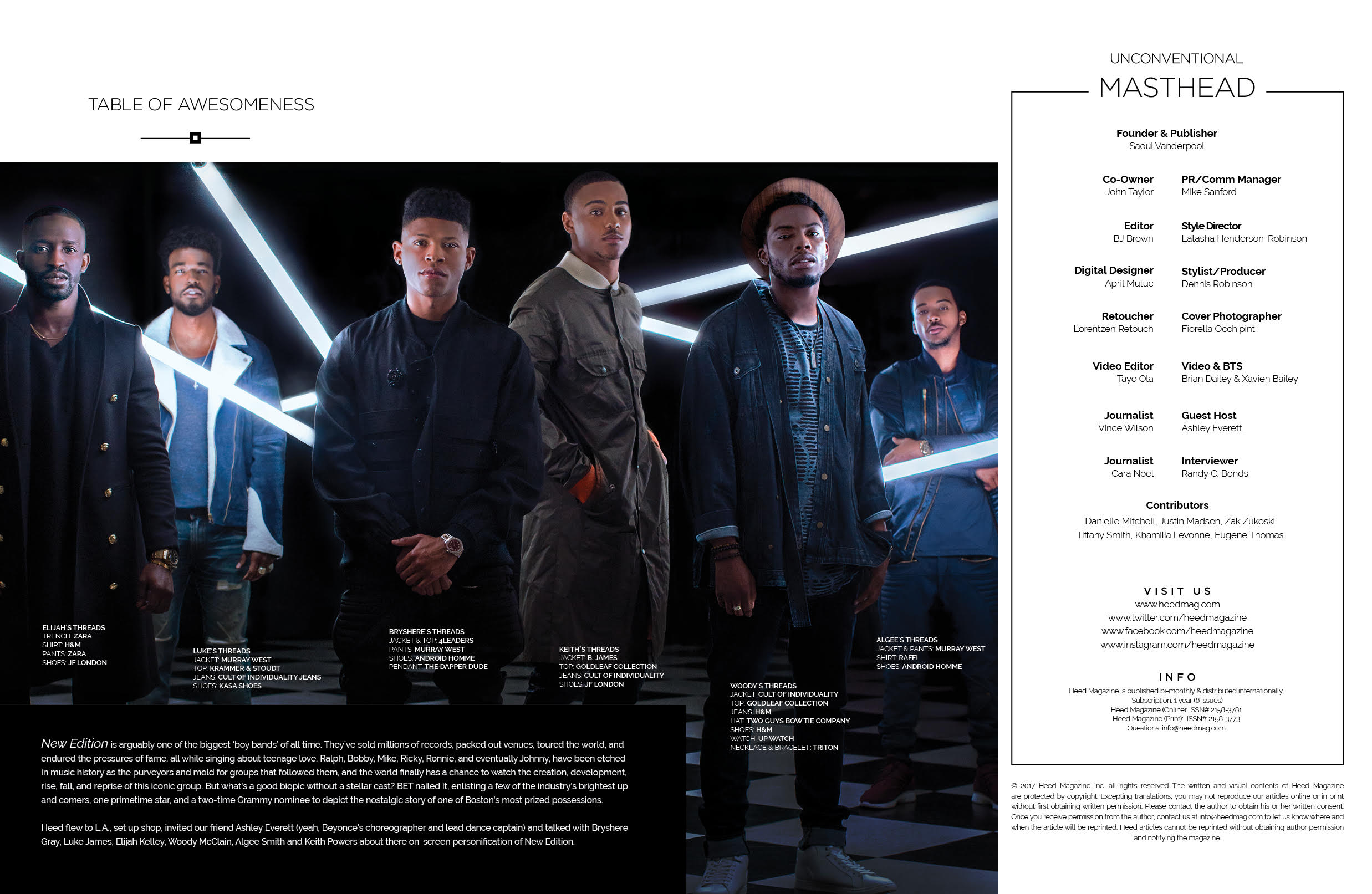 New Edition Movie Cast - Heed Mag