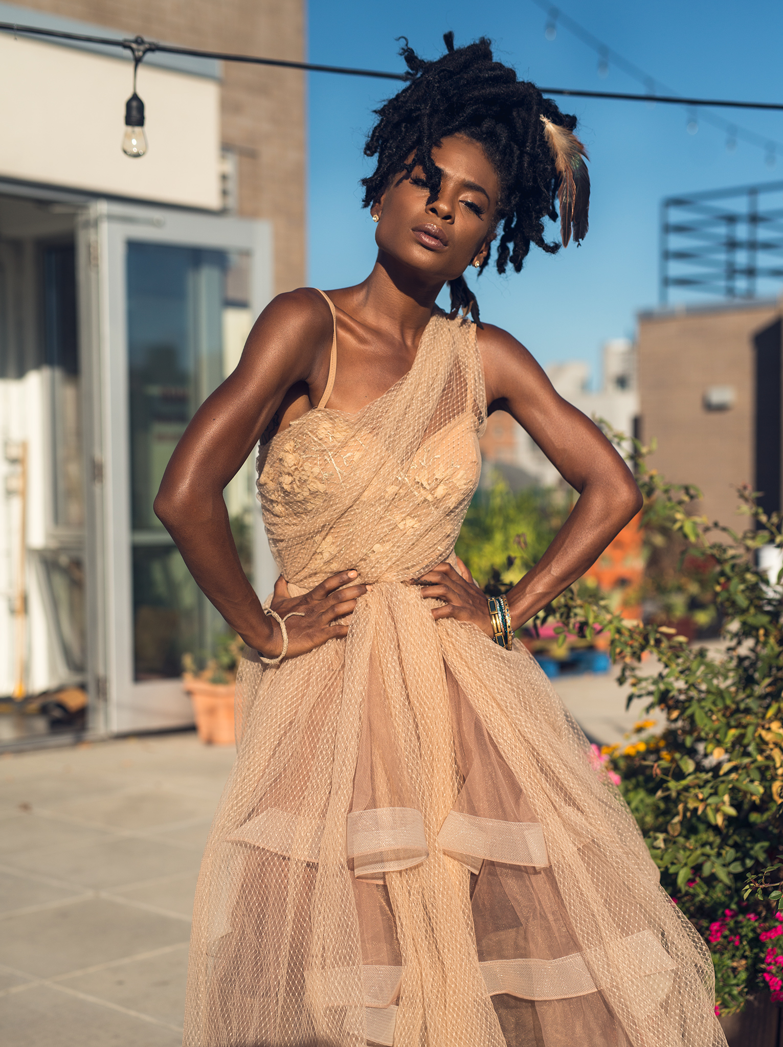 VonRay Style Photos - Sassy - Heed Mag