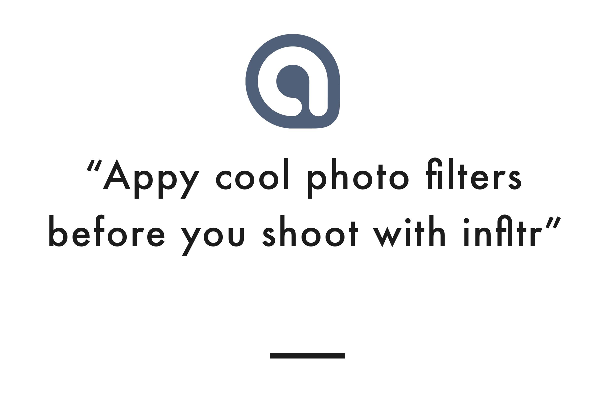 app advice infltr