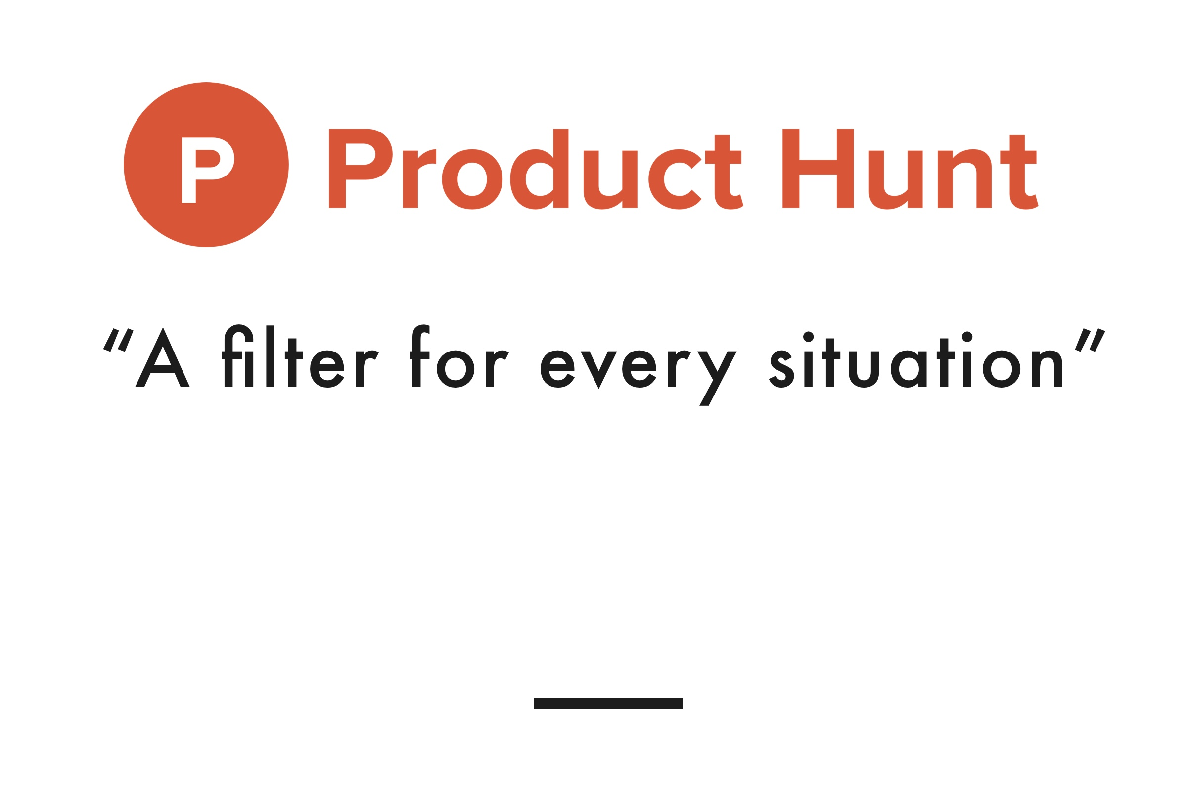 producthunt infltr