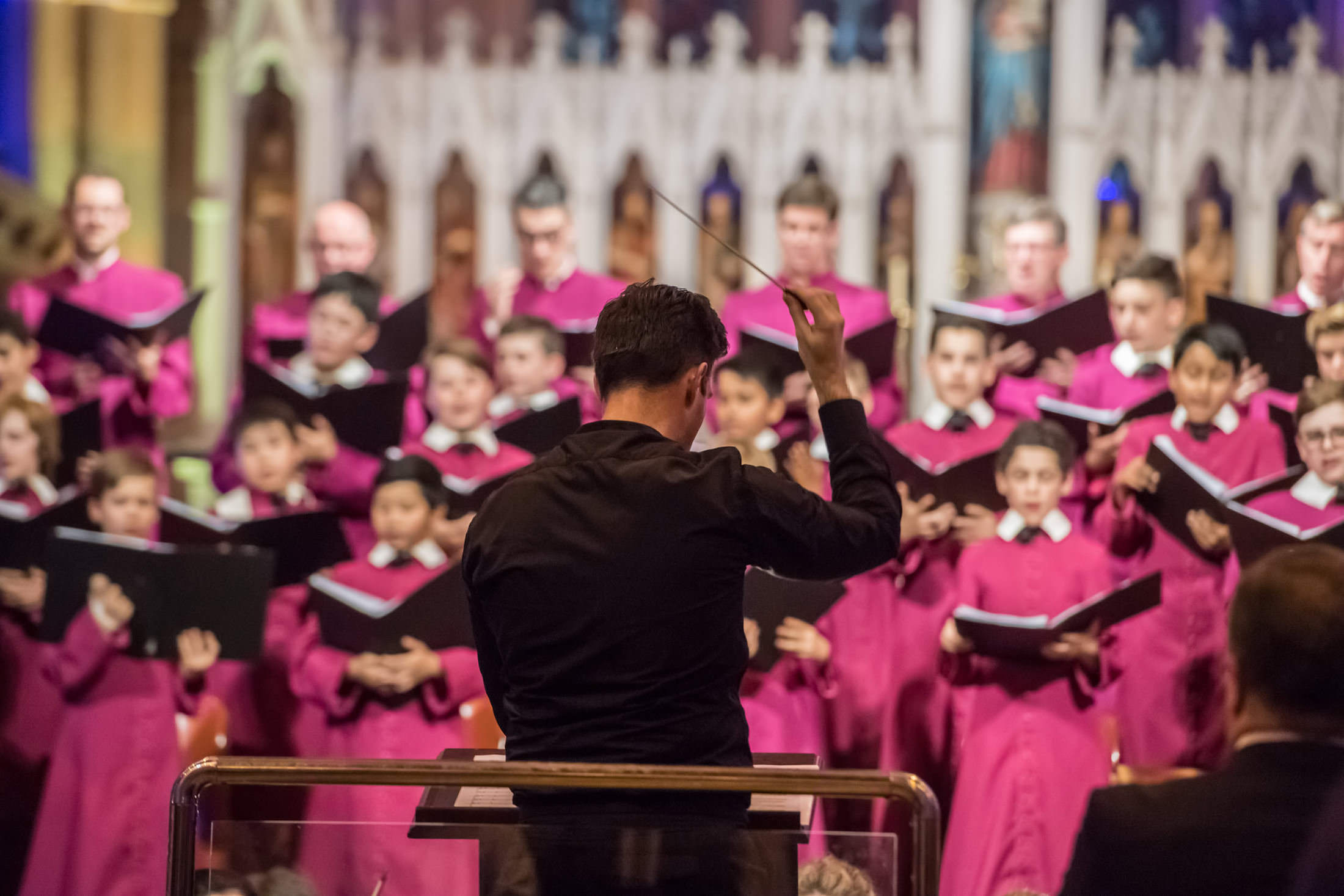 A Choral Christmas Celebration - Rediscover the joy of Christmas through musicFriday 14th December 2018, 11 a.m. & 7 p.m.