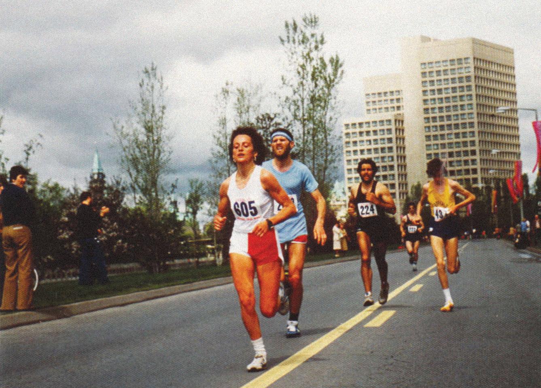 Jacqueline Gareau, 1979