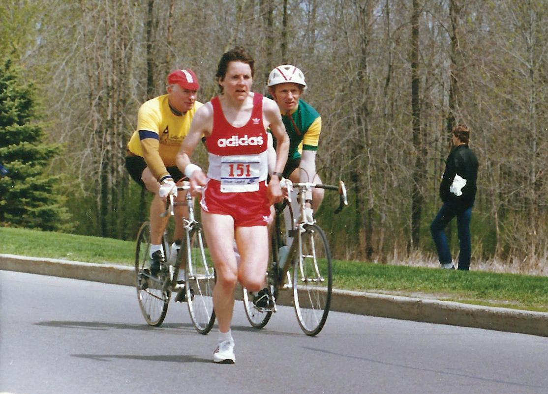 Silvia Ruegger, 1984