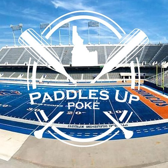 Paddles Up Broncos - There's a reason why The Fiesta Bowl is one of Paddles Up most ordered menu items. Boise State University and Paddles Up go hand in hand. From the students who work in the shop, to the owners who run it, Paddles Up is driven by blue and orange.Click HERE to read full blog!