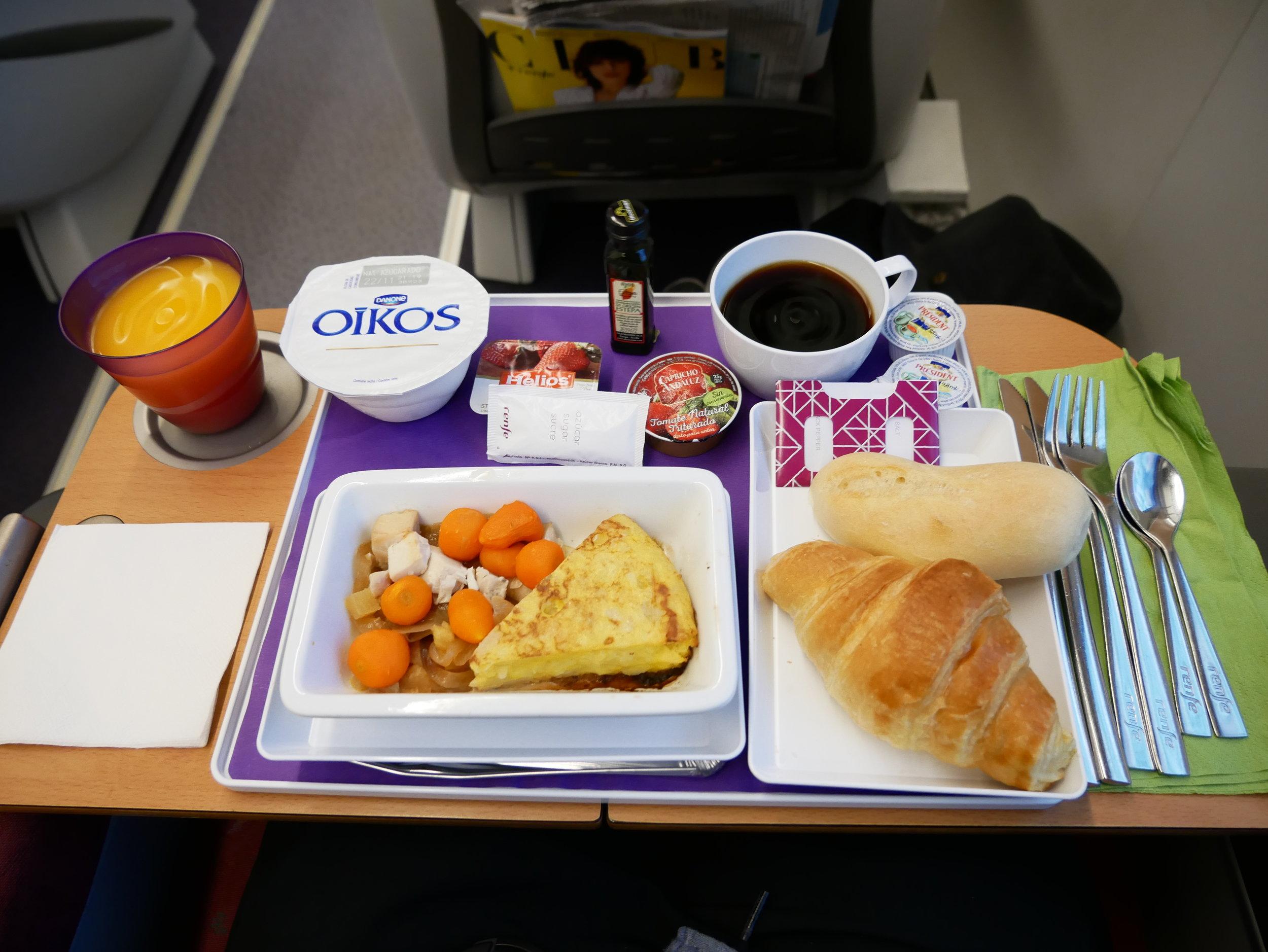Euromed breakfast
