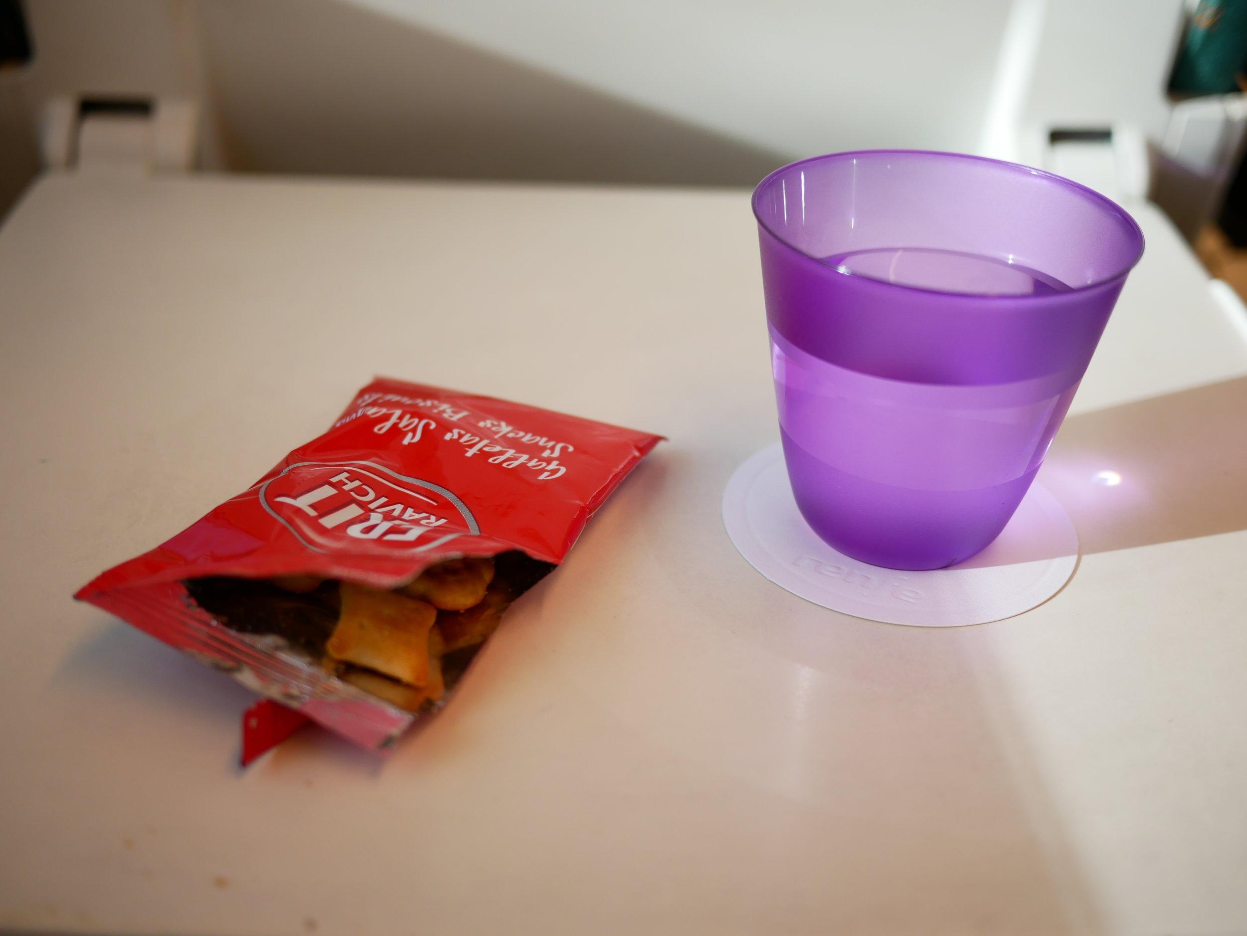 Euromed snack