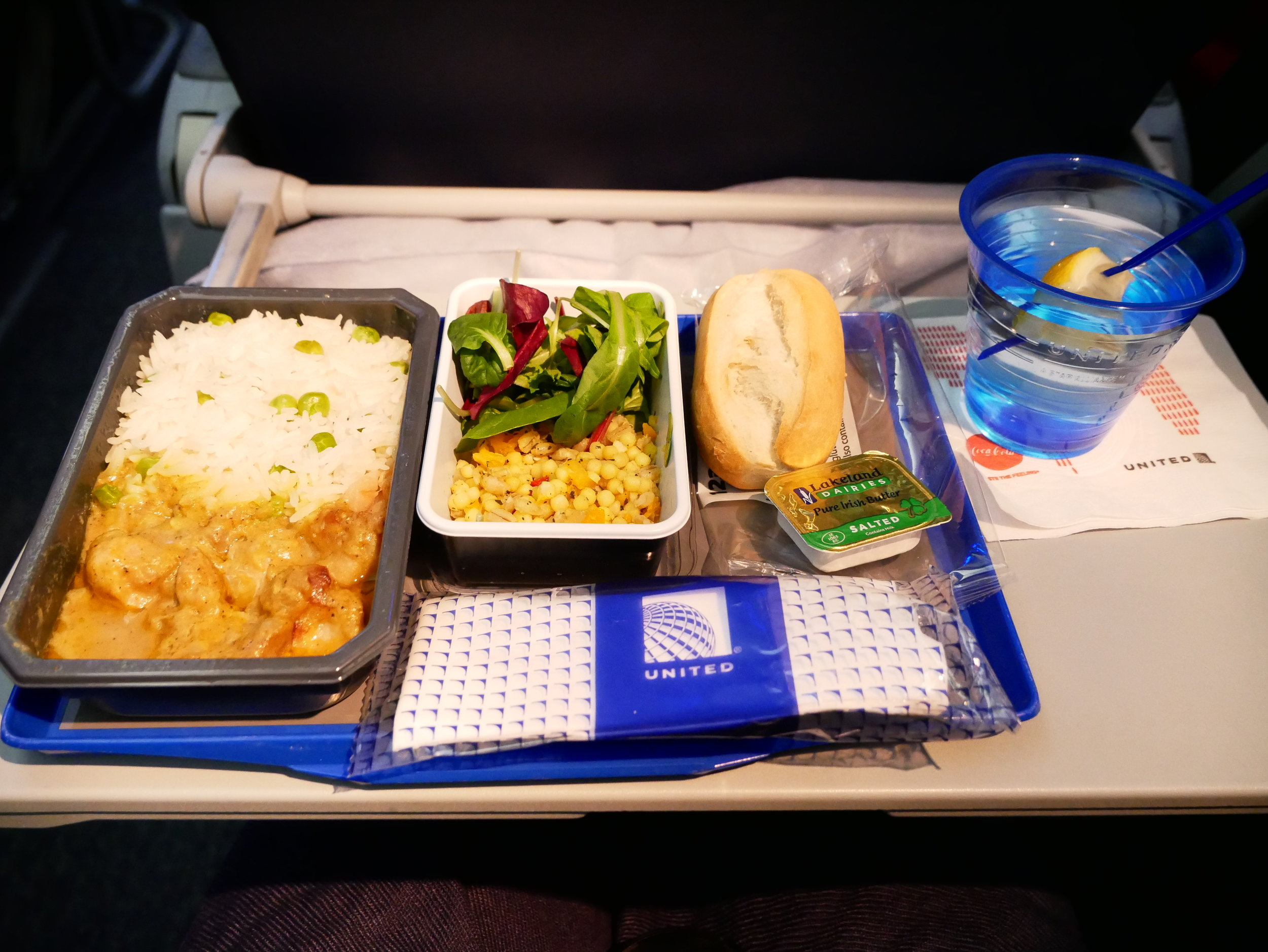 United Economy Chicken Korma