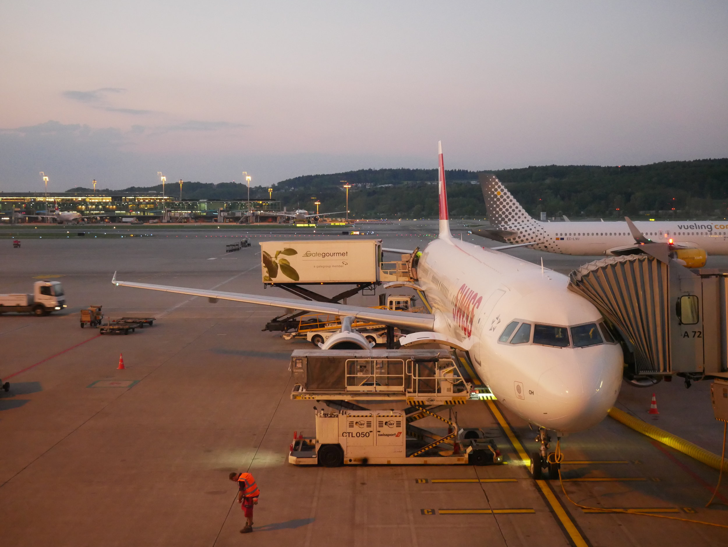 SWISS Airbus A321 2