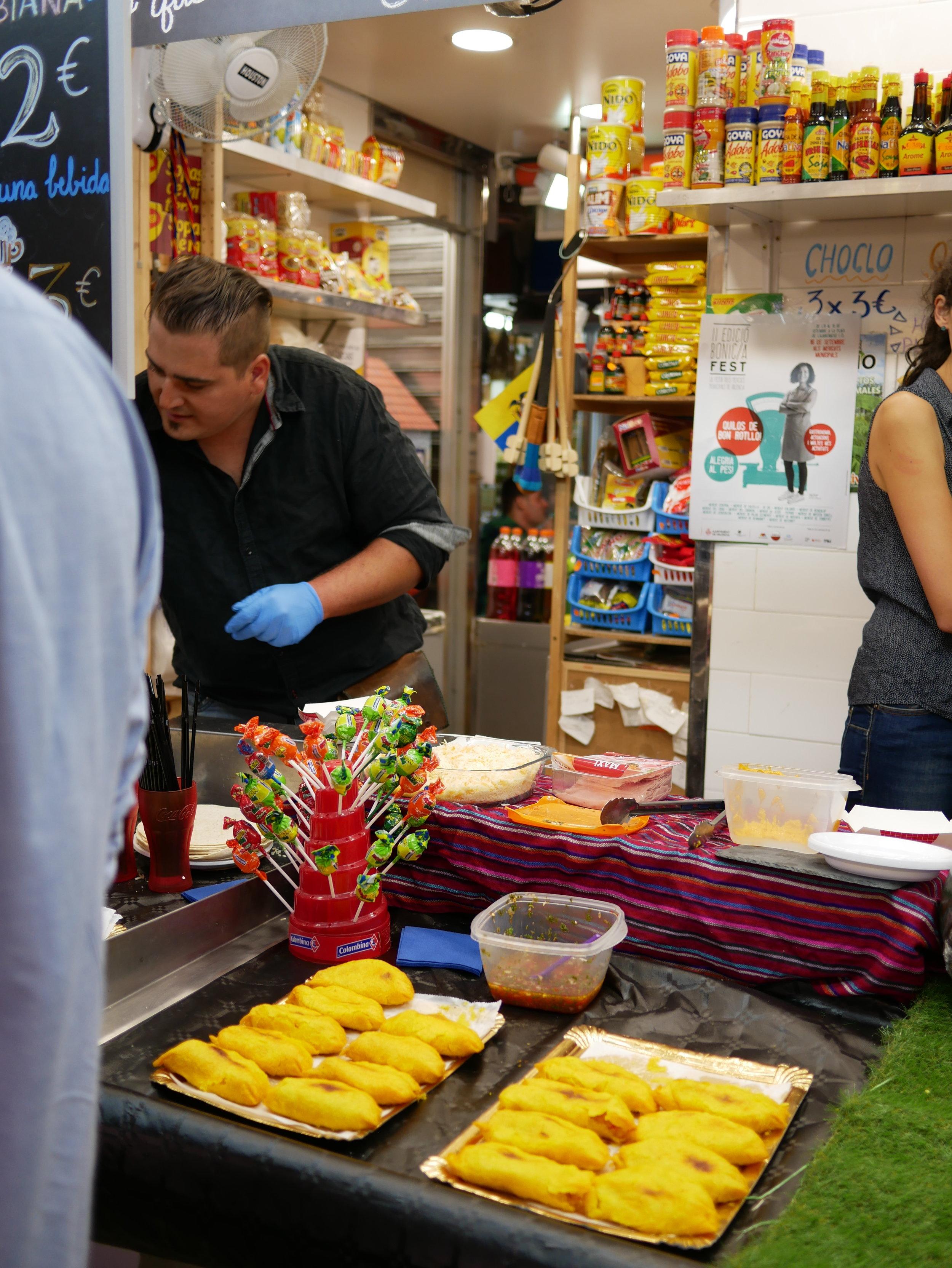 Colombian Mercado