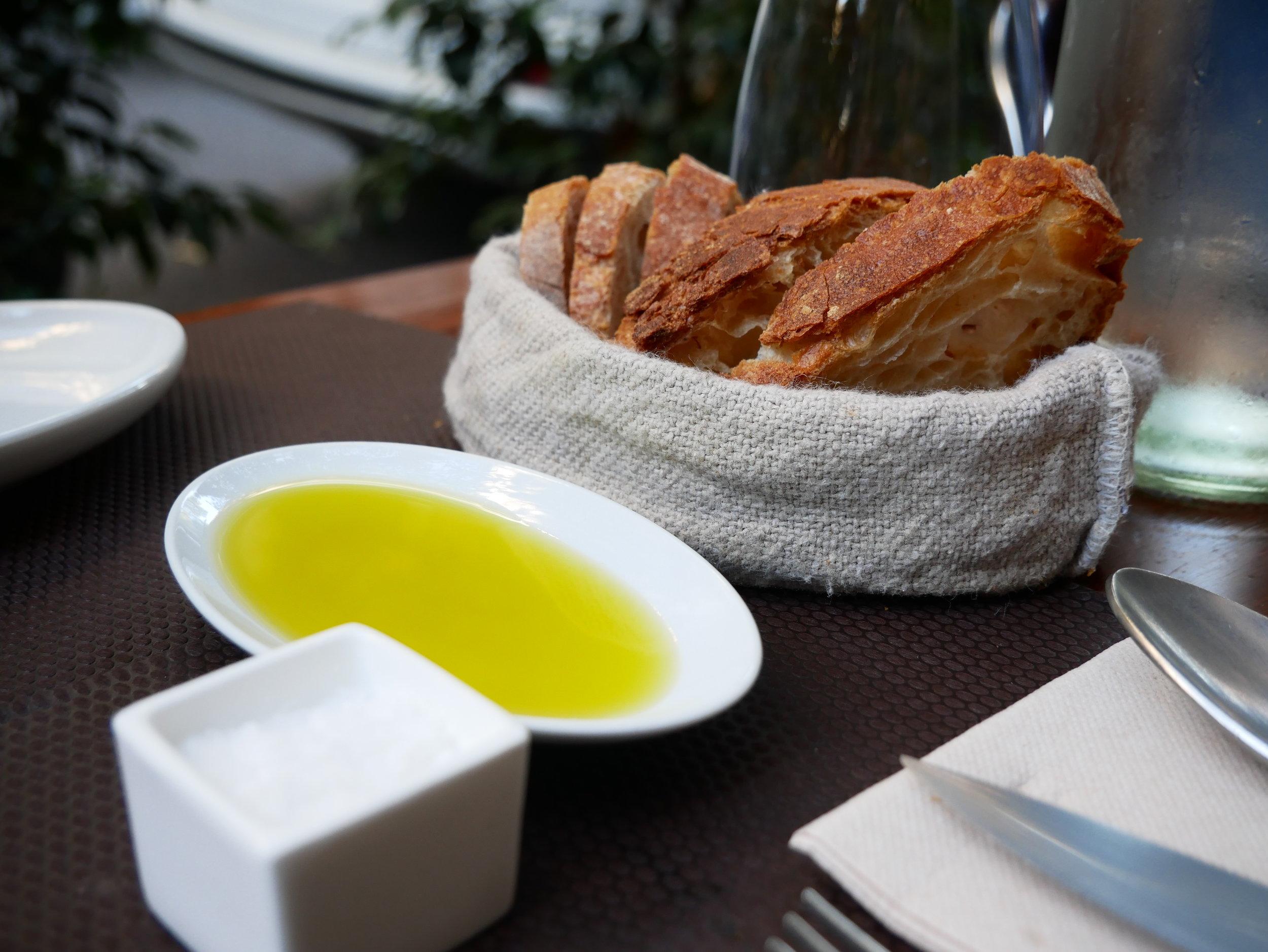 Teòric bread