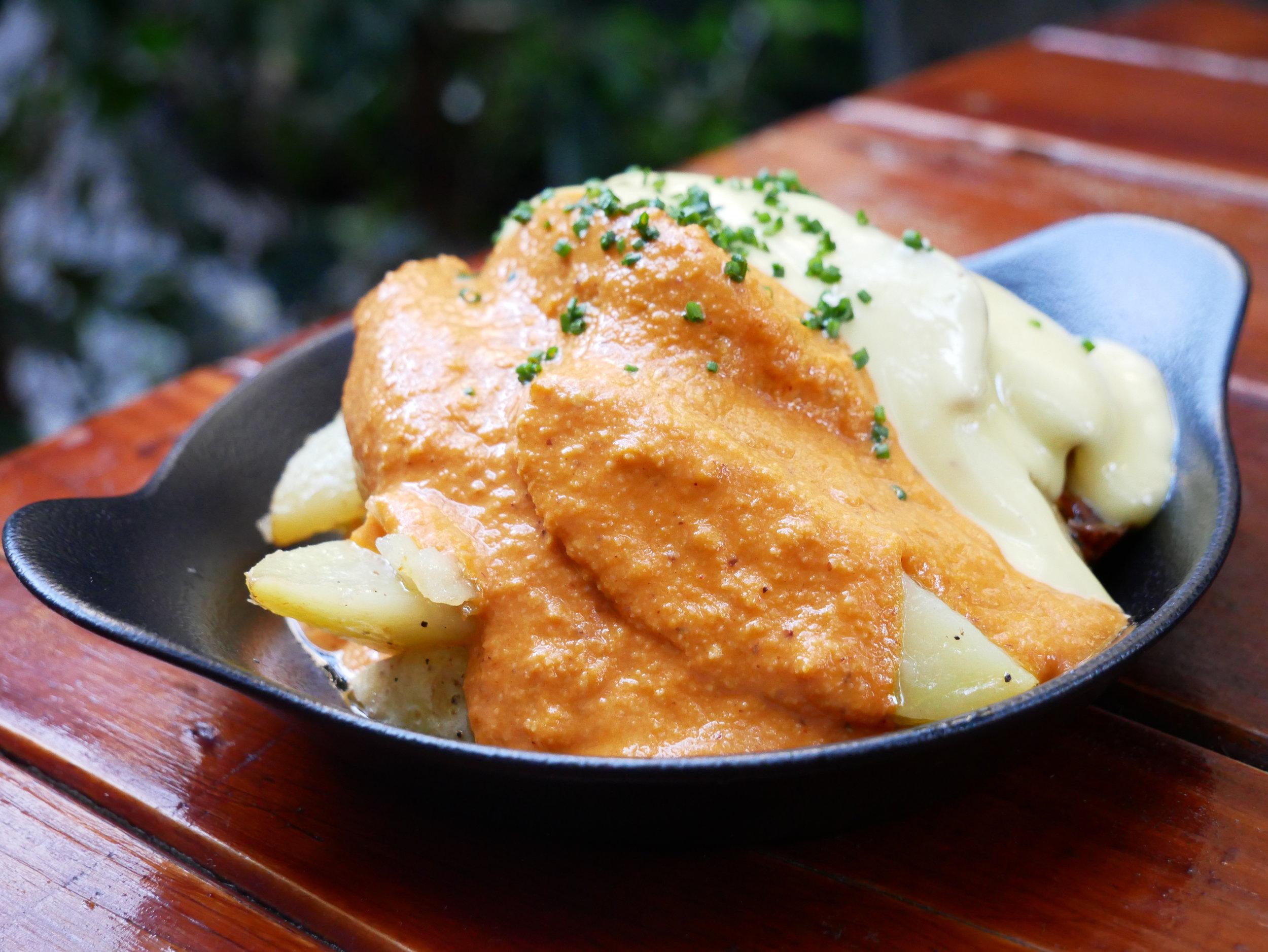 Teòric potatoes