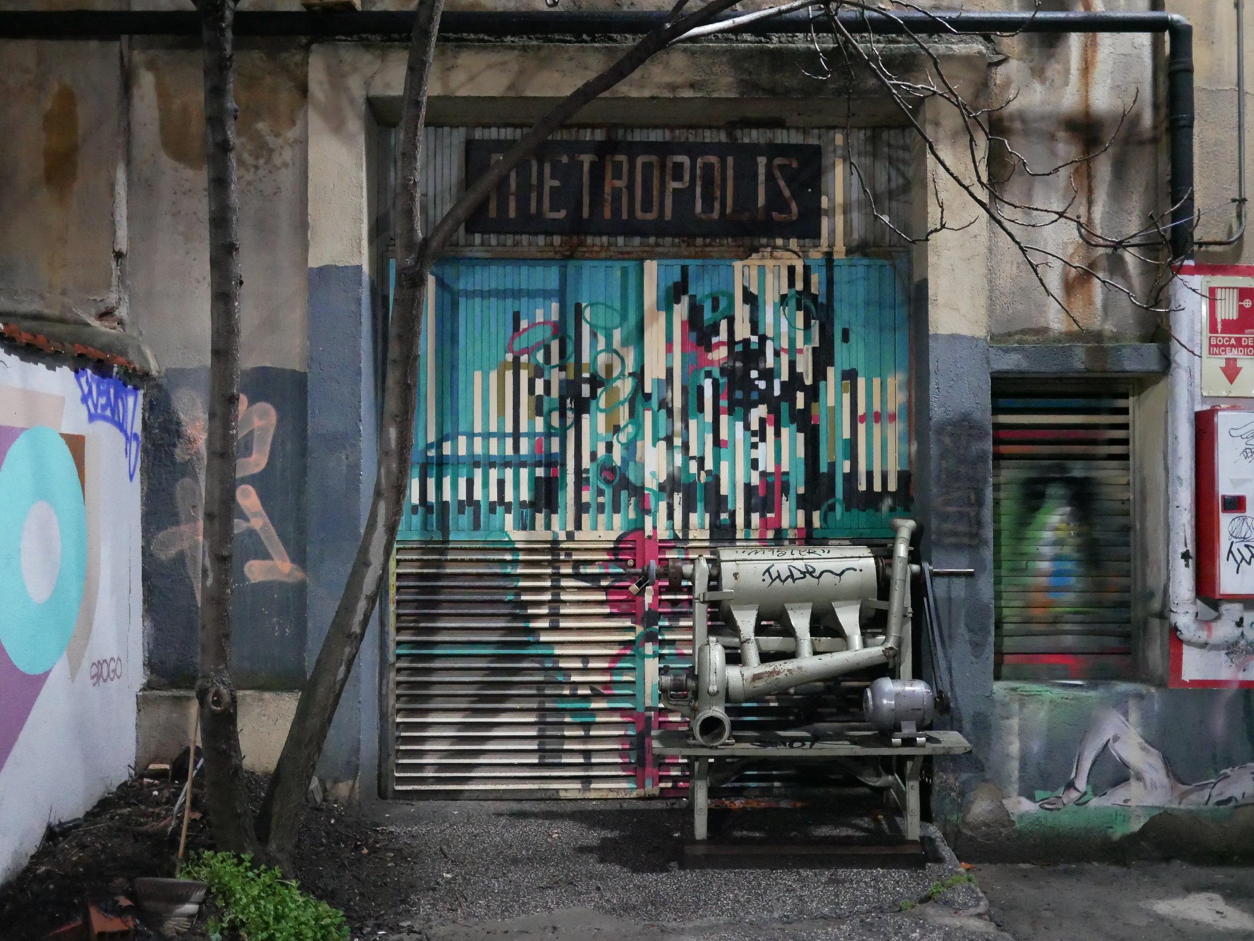Tabacalera Metropolis