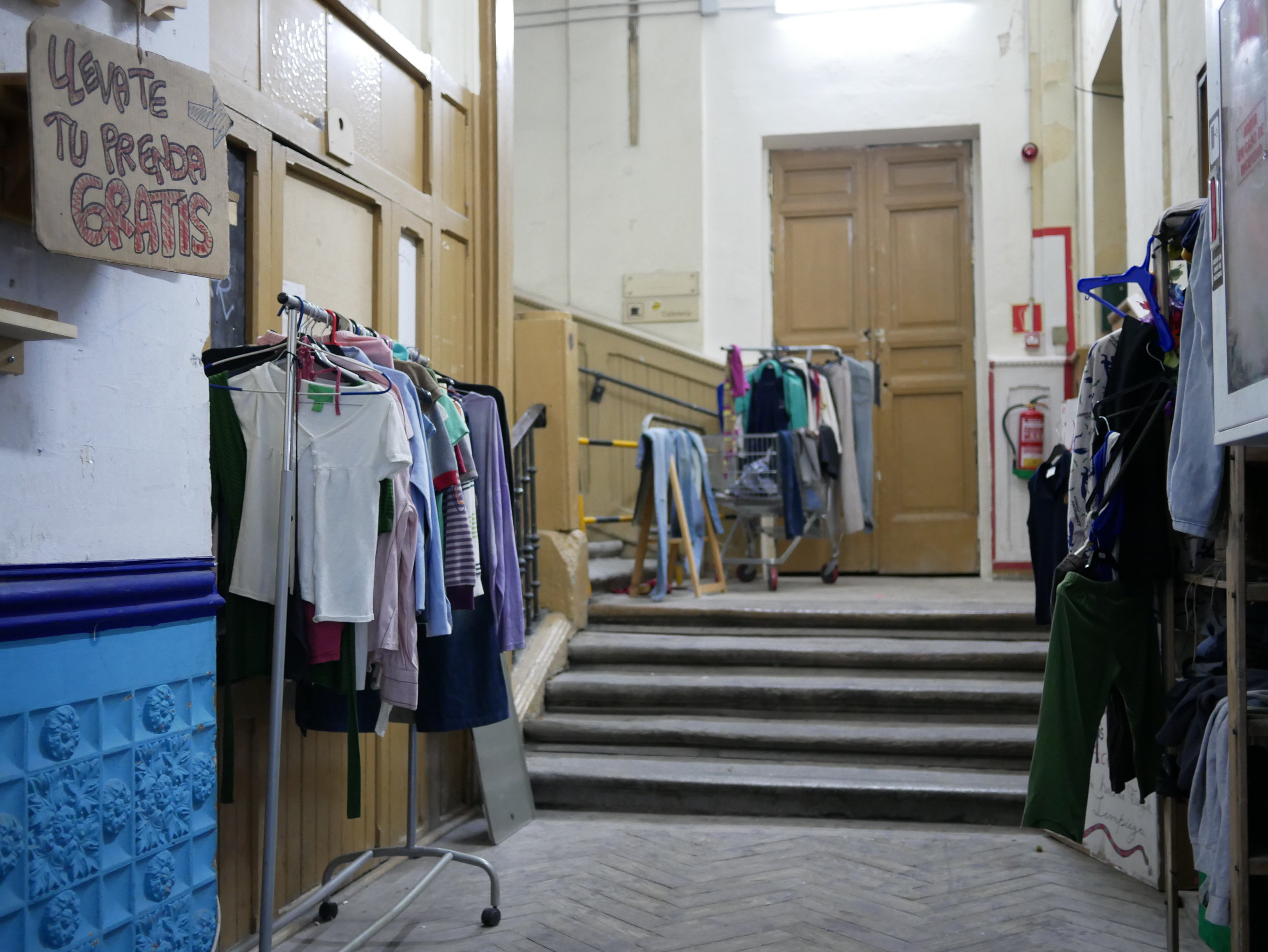 Tabacalera clothes