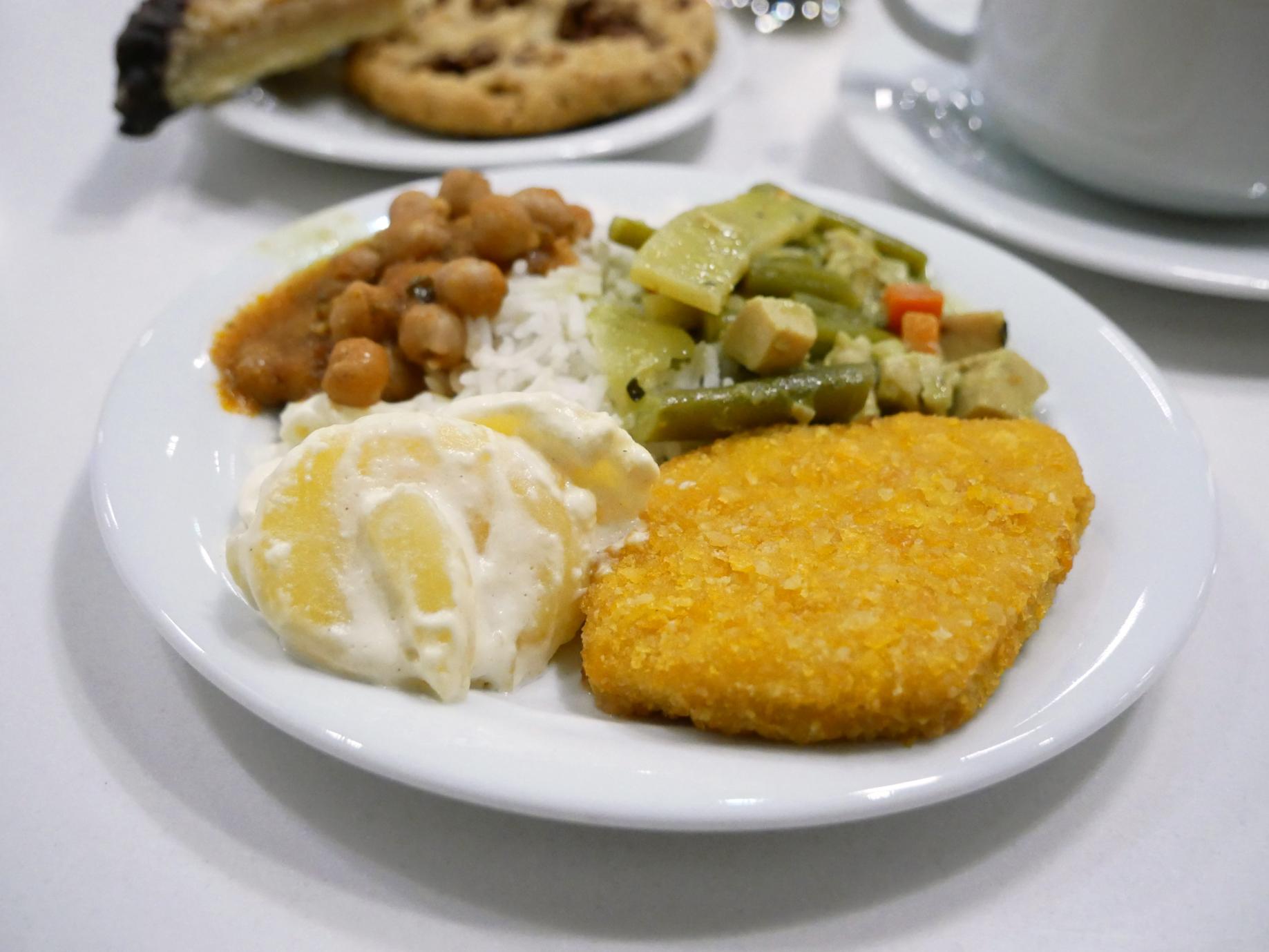 LH Senator Lounge food.jpg