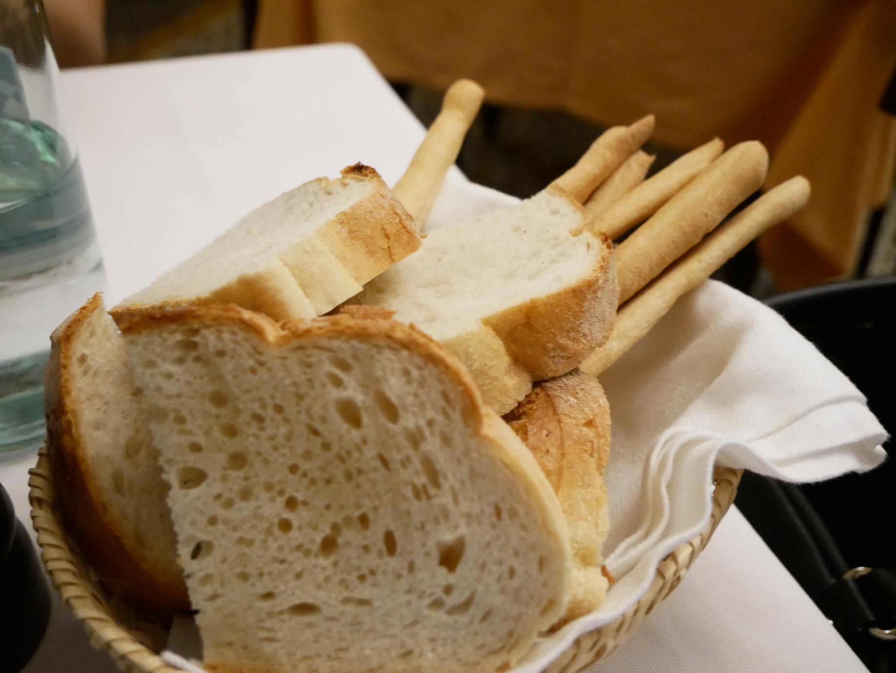 Porto di Savona bread basket