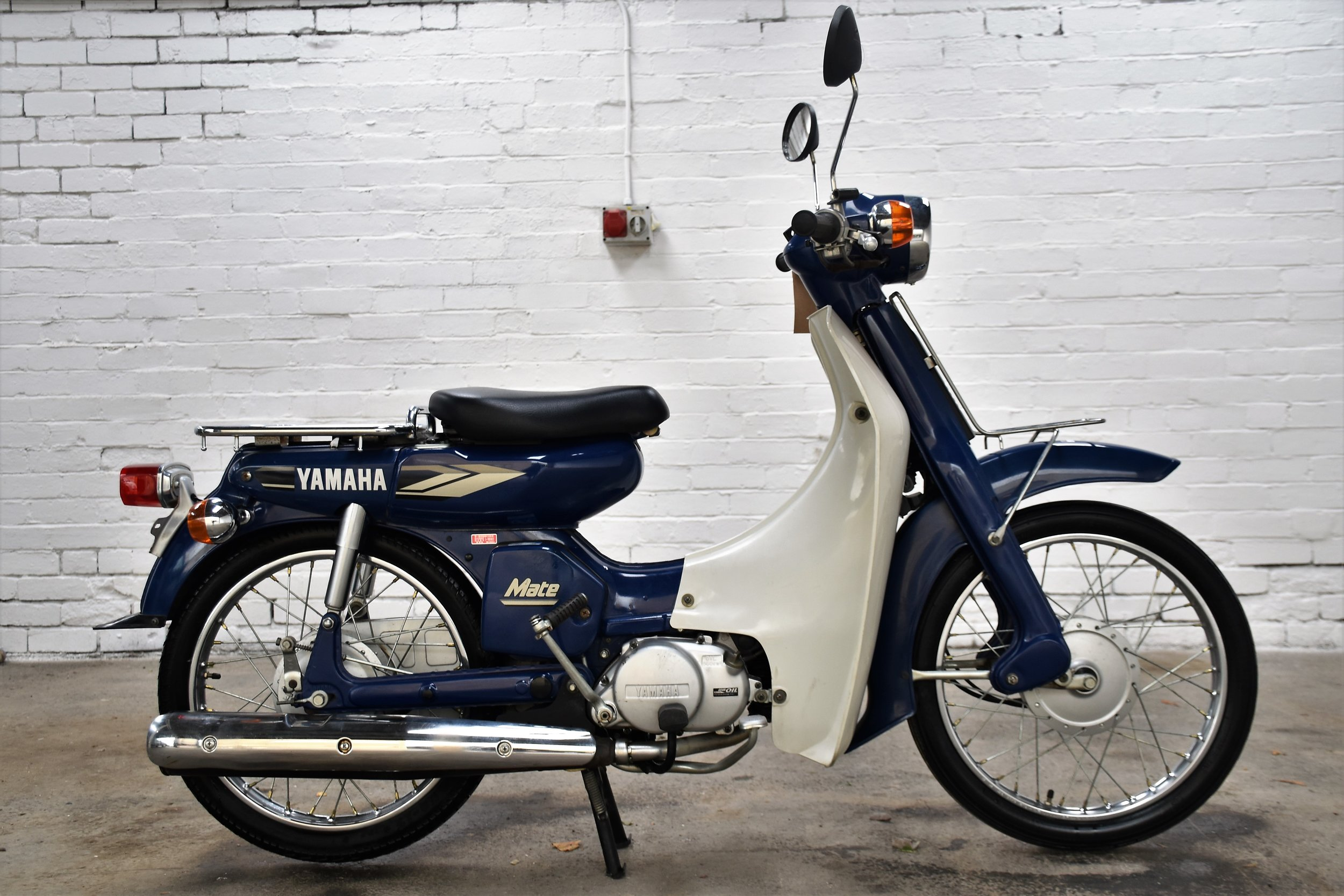 2006 Yamaha New Mate 50 Ref: 9178 £1450