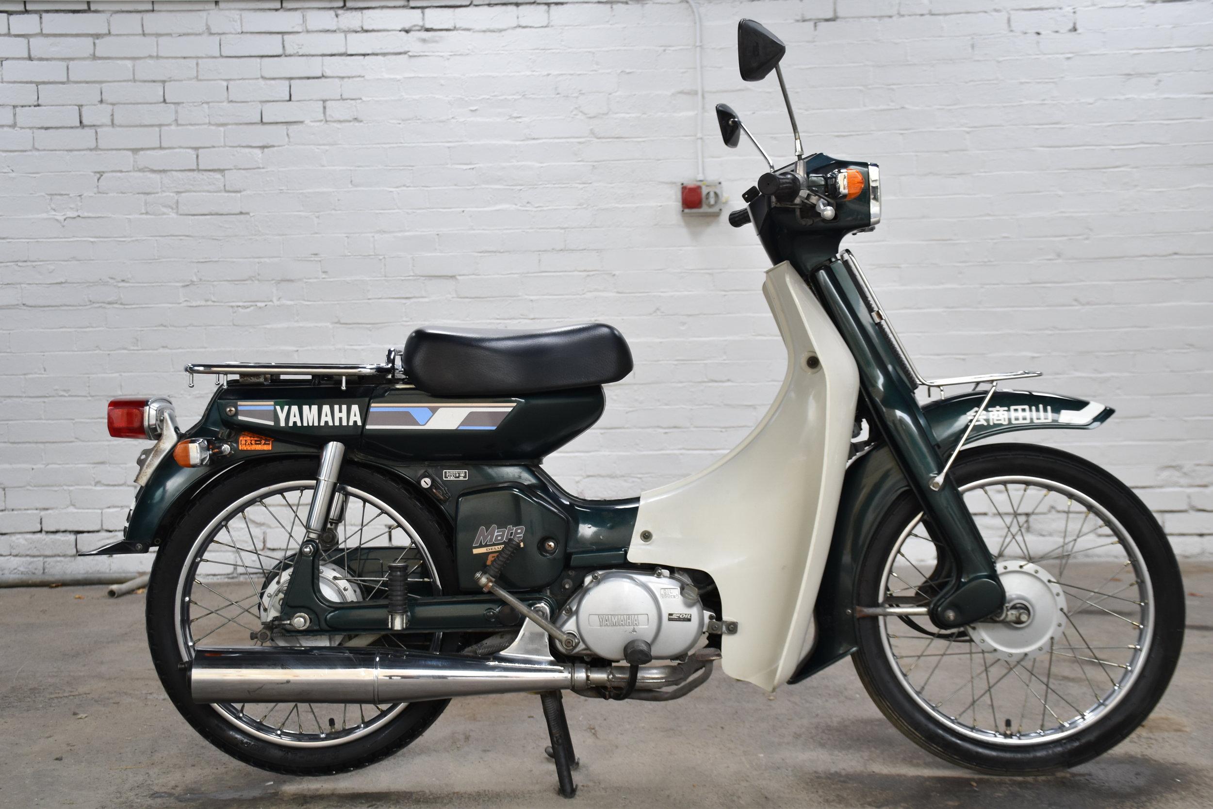 1991 Yamaha 80 V80 Final Edition Ref: 7795 £1650