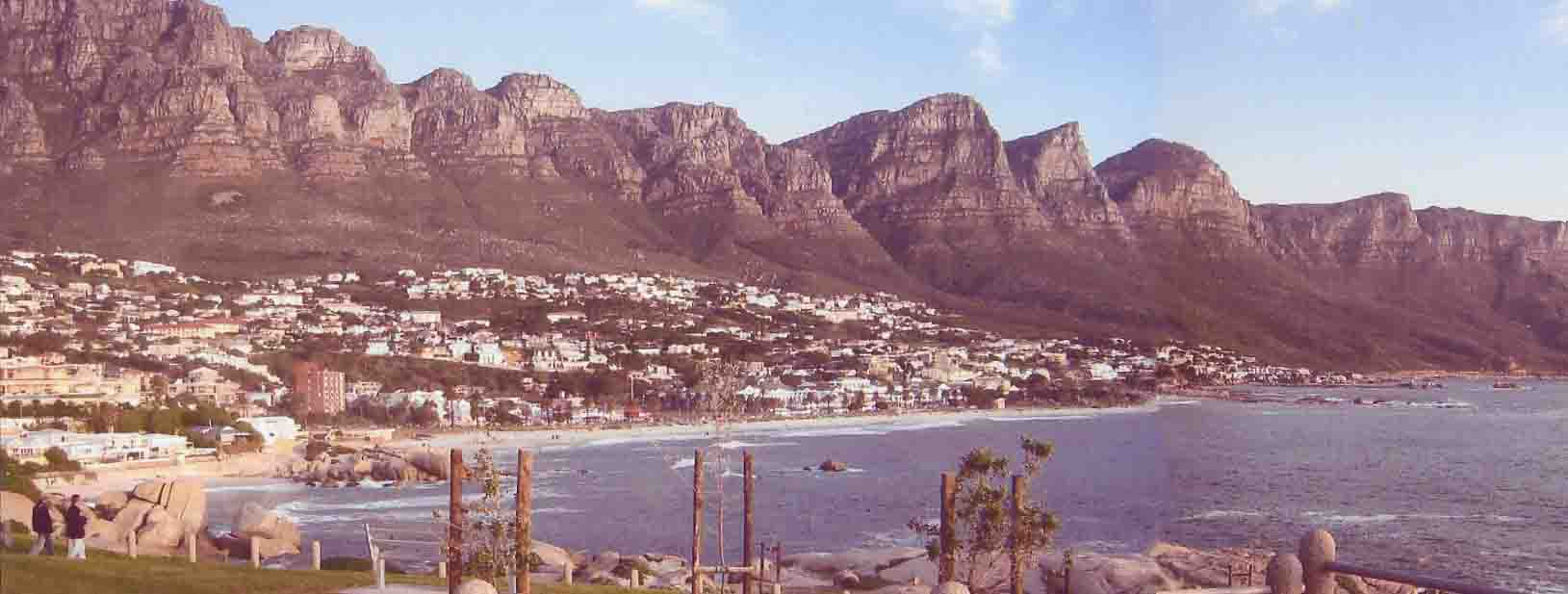 Camps Bay, Cape Town, South Africa, 2007.