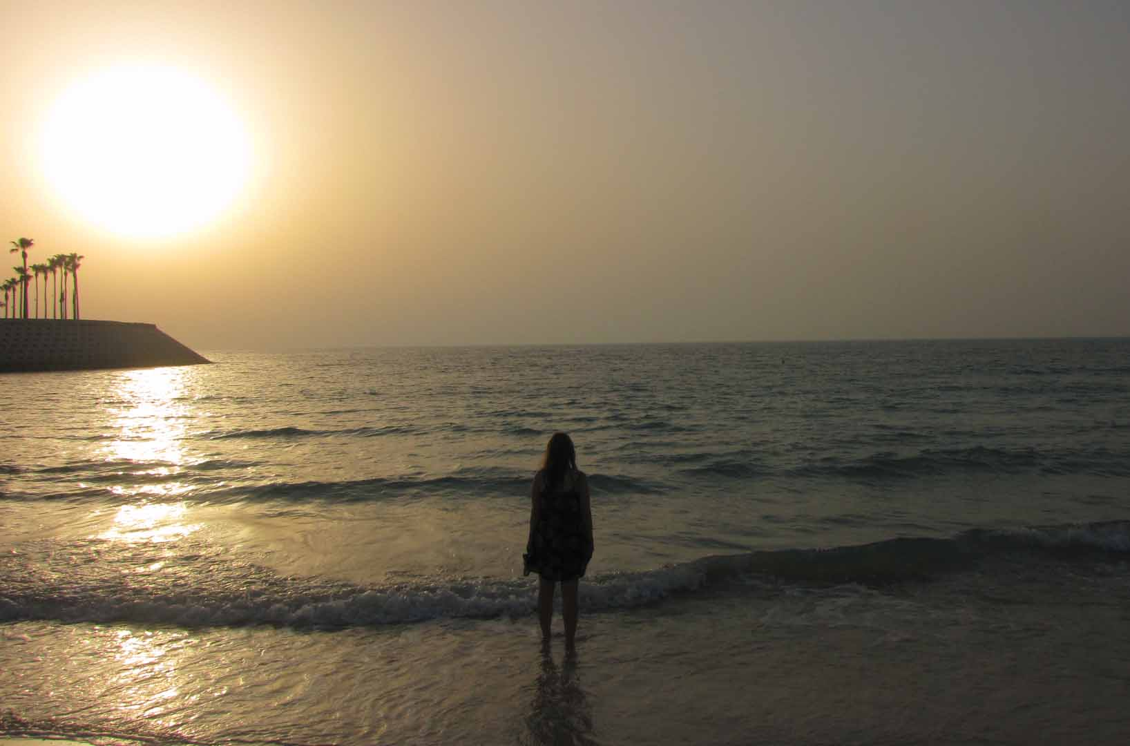 Jumeirah Beach, Dubai, UAE, 2011.
