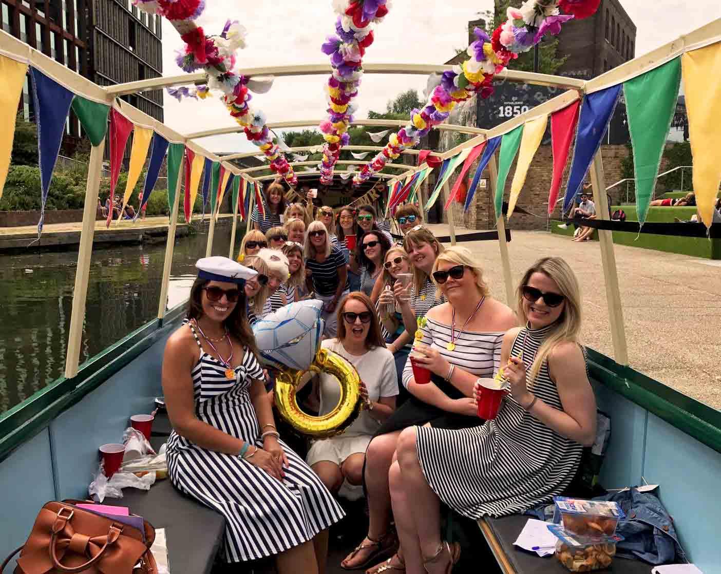 Hidden Depths Canal Cruises, King's Cross, London, UK, 2017.